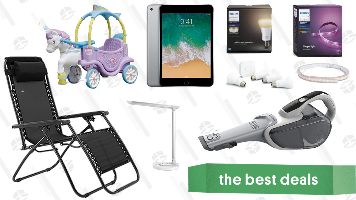 Thursday's Best Deals: Samsung's Best Tv, Refurbished Ipads, Coffee For Maddy 60 Inch Tv Stands (View 19 of 30)
