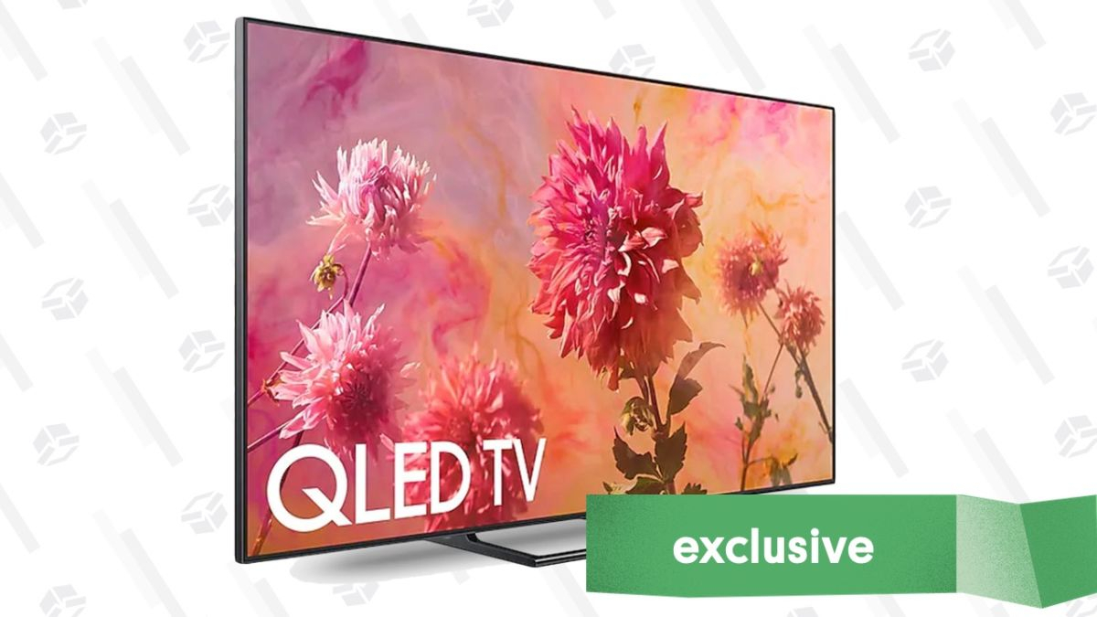 Thursday's Best Deals: Samsung's Best Tv, Refurbished Ipads, Coffee in Maddy 50 Inch Tv Stands (Image 22 of 30)