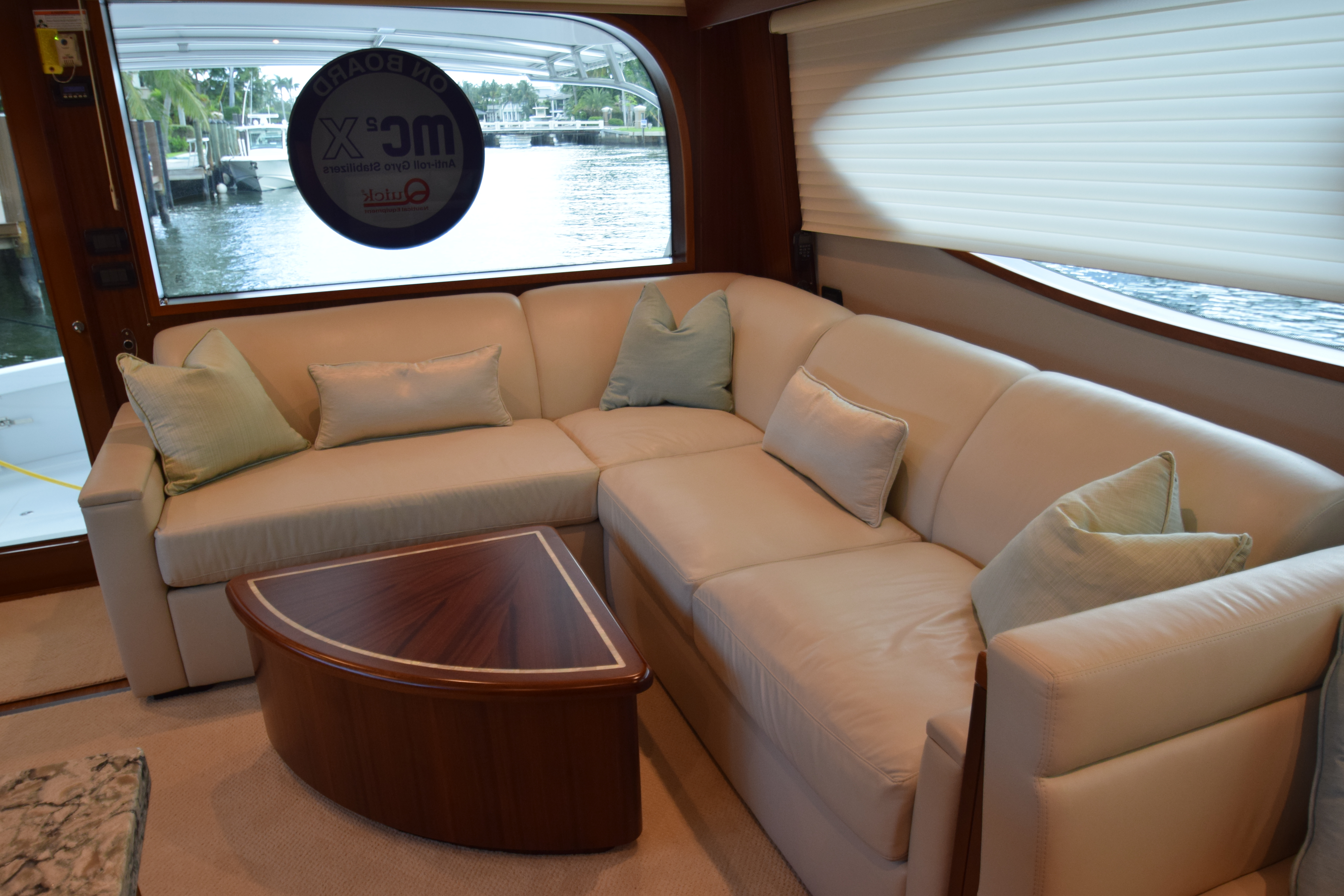 Time Out Hatteras 2016 63 Gt 63 Yacht For Sale In Us Inside Mikelson Media Console Tables (View 18 of 30)