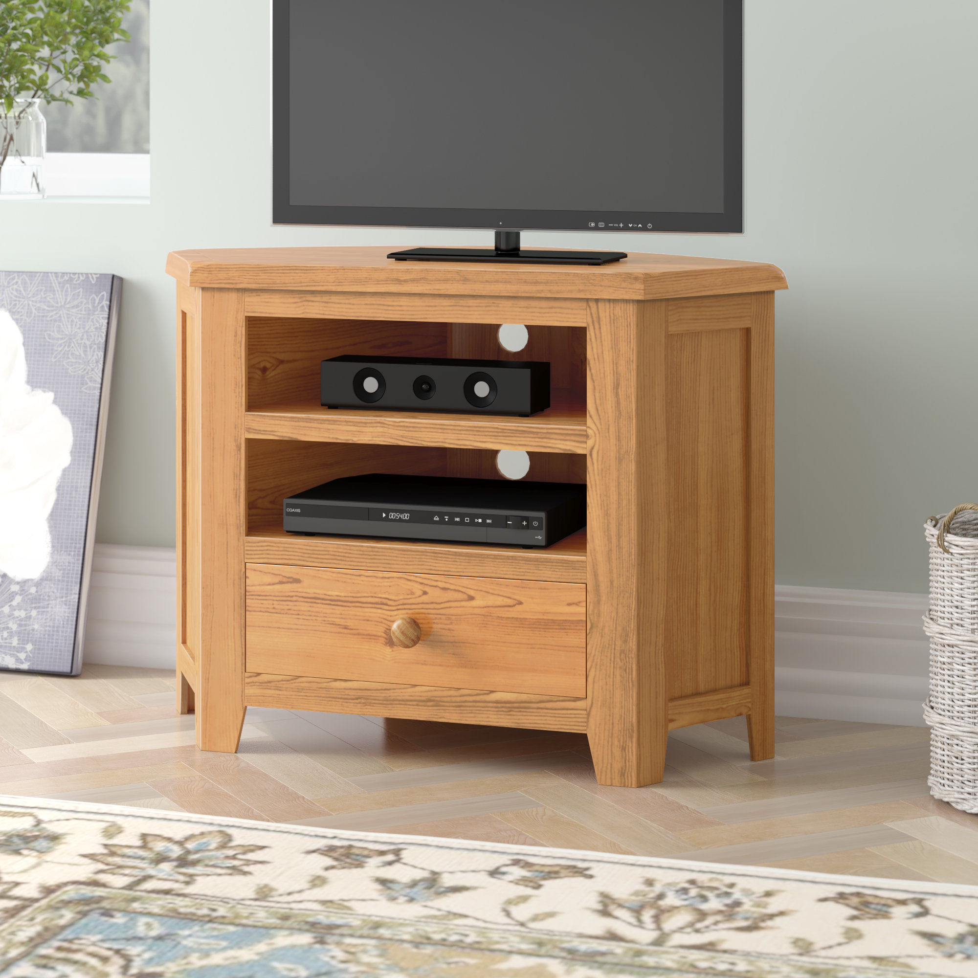 Traditional Tv Stands You'll Love | Wayfair.co.uk inside Valencia 70 Inch Tv Stands (Image 14 of 30)