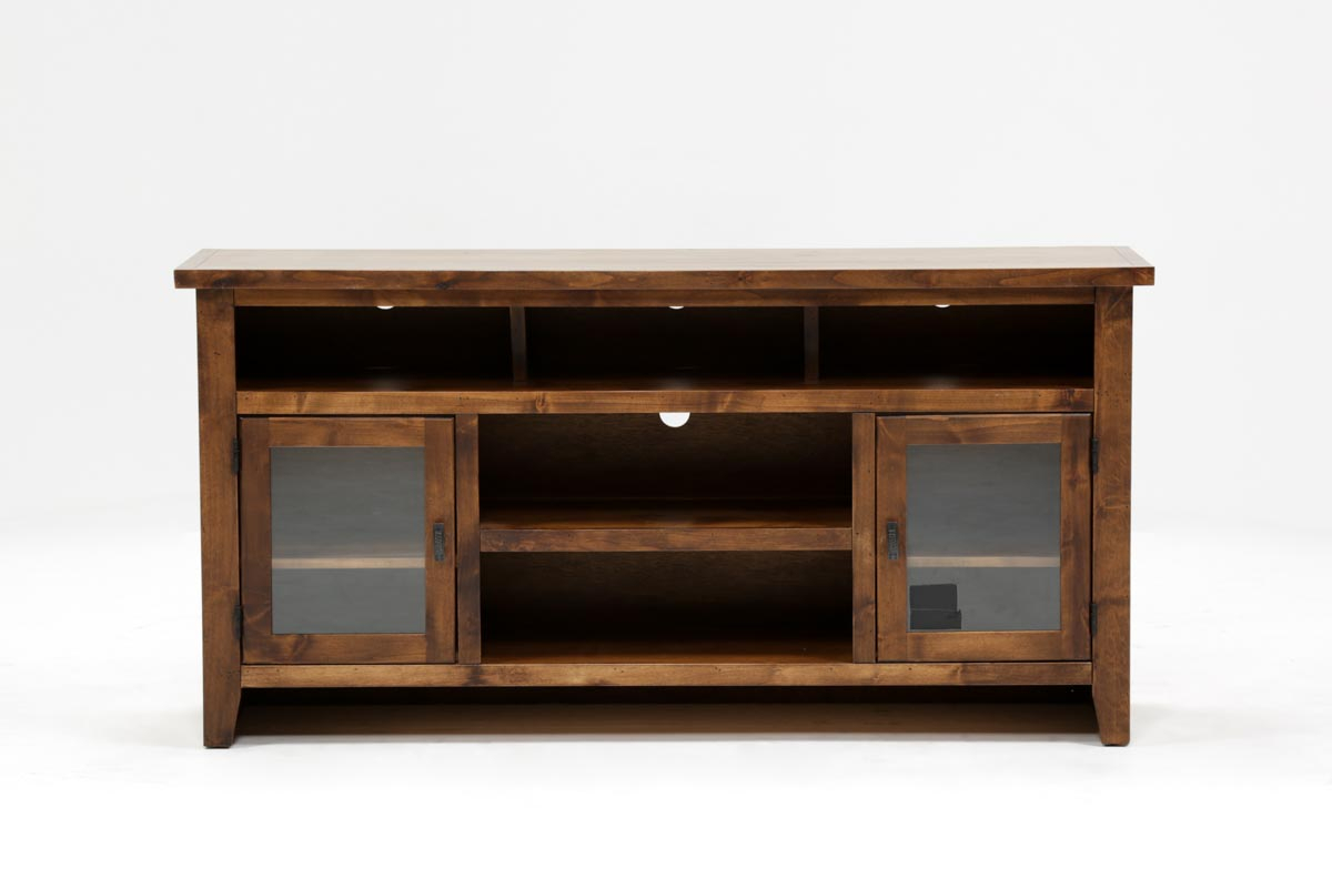 Trent 65 Inch Tv Stand | Living Spaces Pertaining To Forma 65 Inch Tv Stands (View 4 of 30)