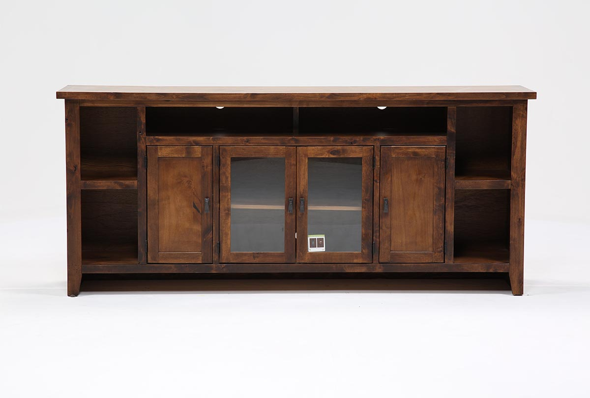 Trent 84 Inch Tv Stand Living Spaces Console Table Tv Stand Throughout Silviano 84 Inch Console Tables (View 30 of 30)