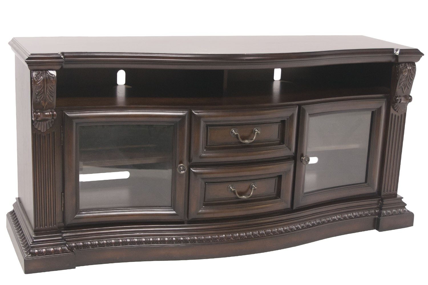 Tv Consoles & Stands | Score Big Savings For The Big Game With Vista 68 Inch Tv Stands (View 15 of 30)