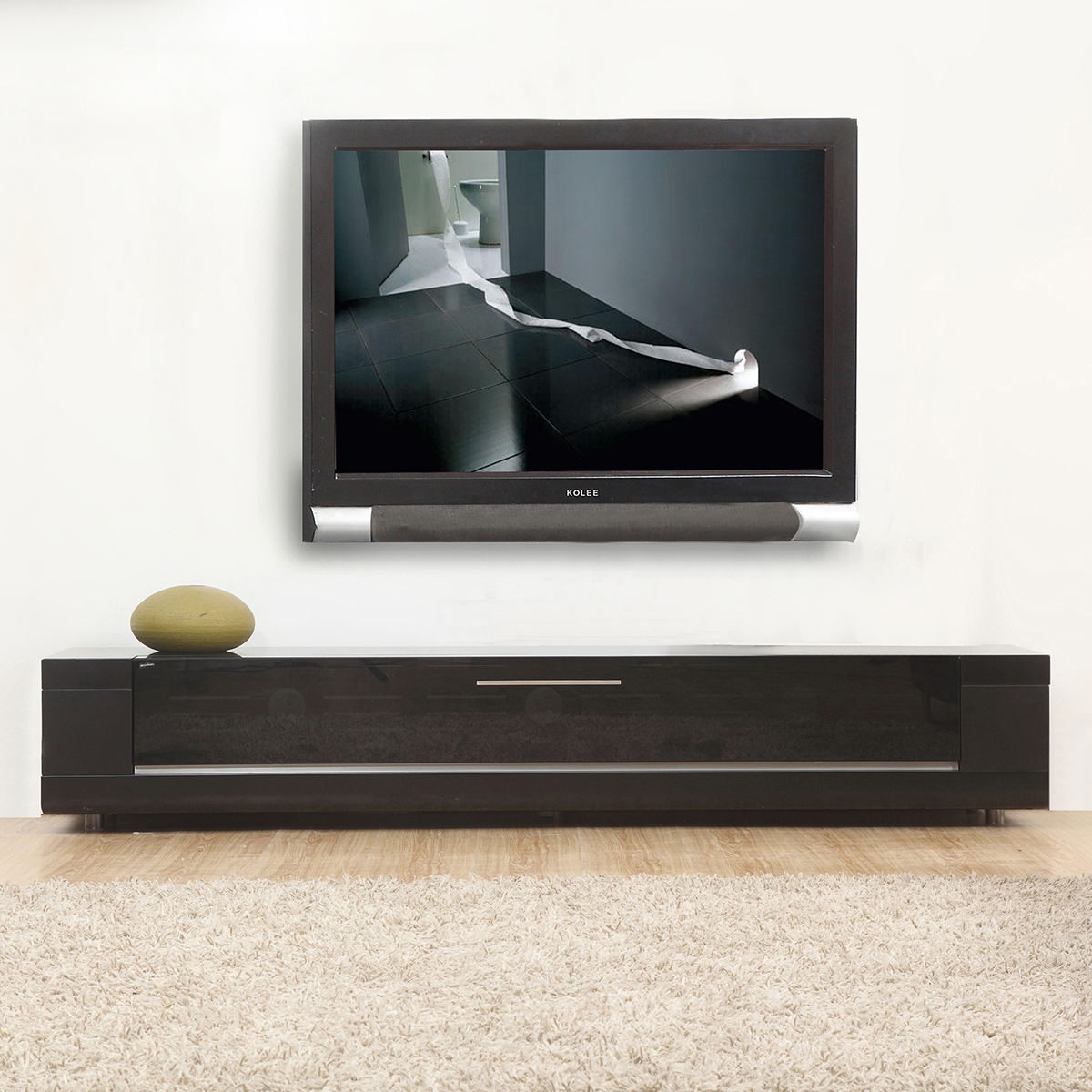 Tv Stands Of All Sizes & Styles For Noah Rustic White 66 Inch Tv Stands (View 12 of 30)