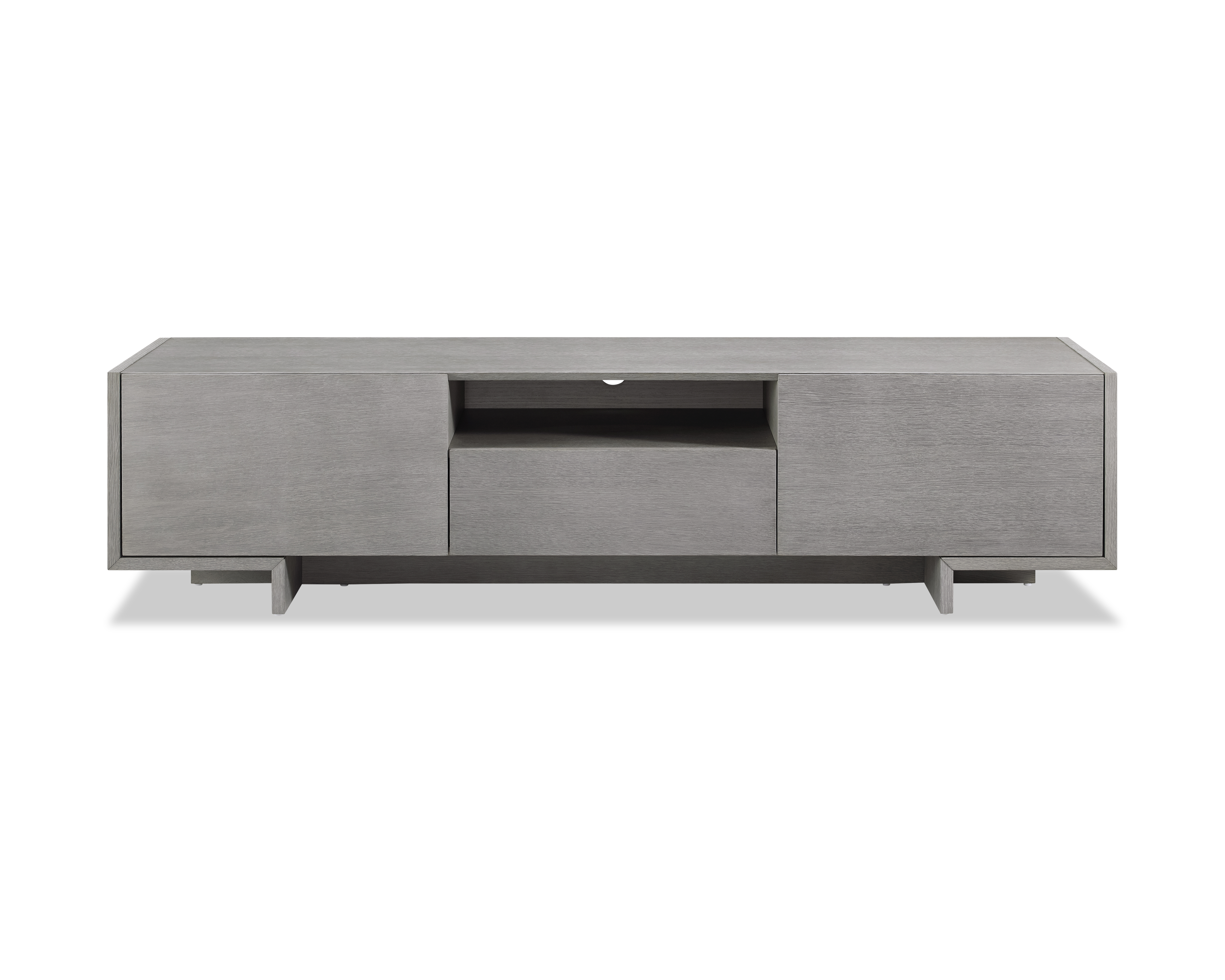 Tv Stands Tv Consoles – Furniture Plus In Raven Grey Tv Stands (View 3 of 30)
