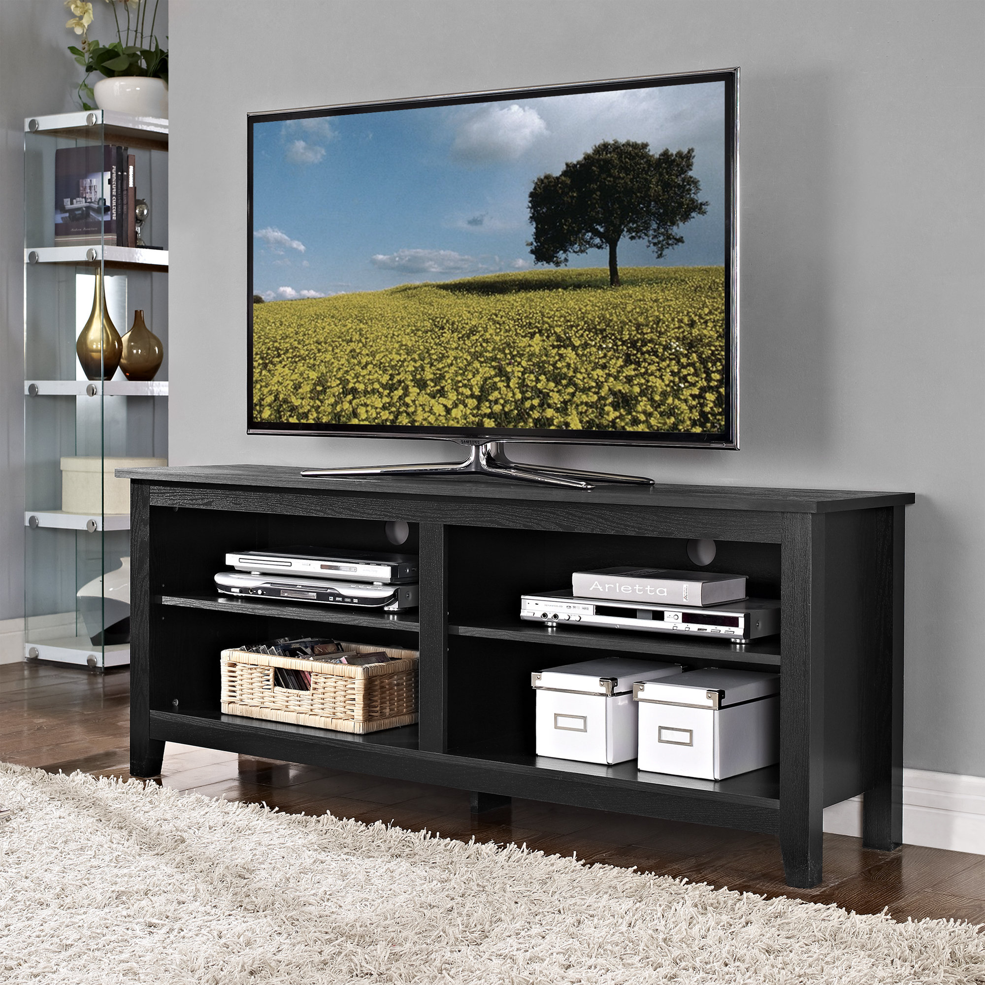 Tv Stands You'll Love | Wayfair (View 8 of 30)
