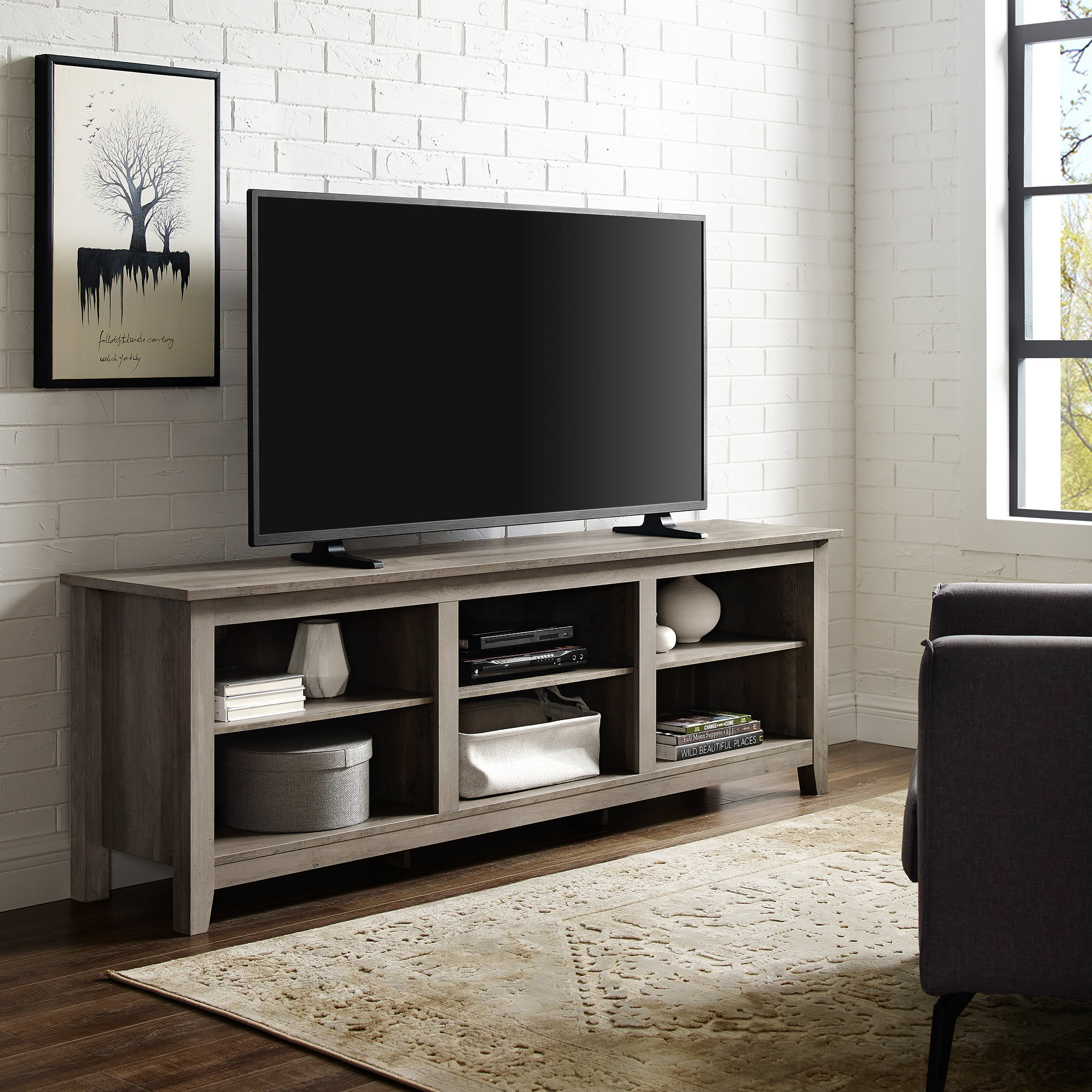Tv Stands You'll Love | Wayfair (View 12 of 30)