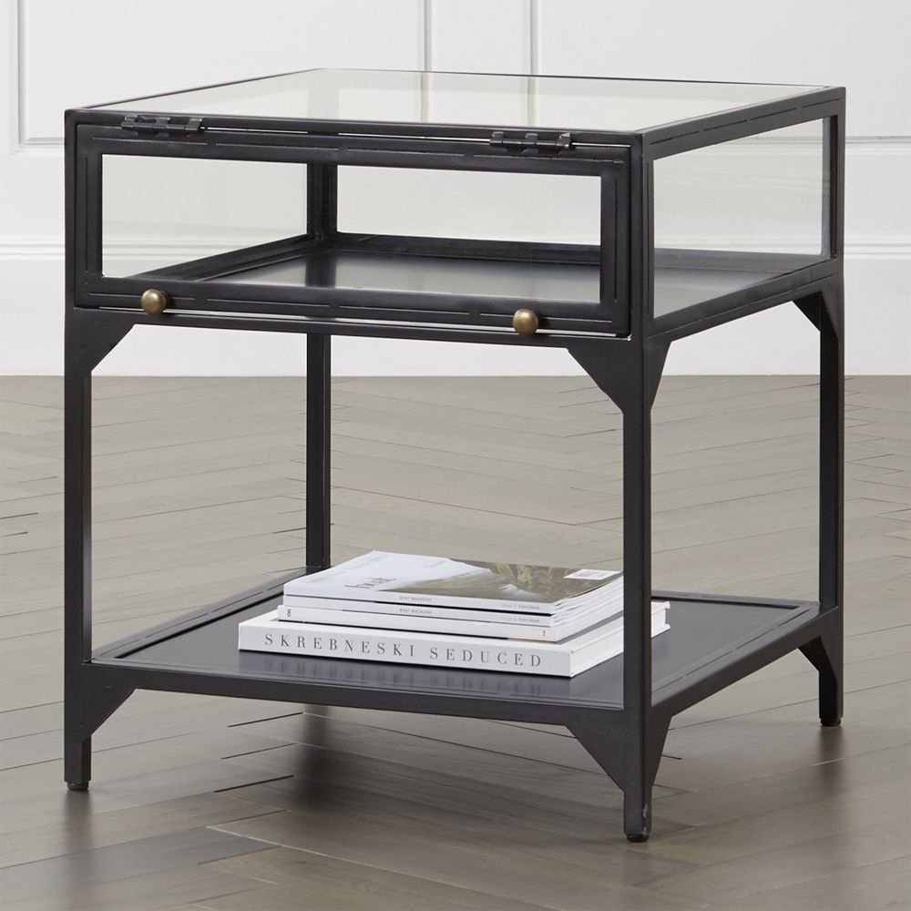 Ventana Display End Table | Products | Pinterest | End Tables, Table throughout Ventana Display Console Tables (Image 29 of 30)