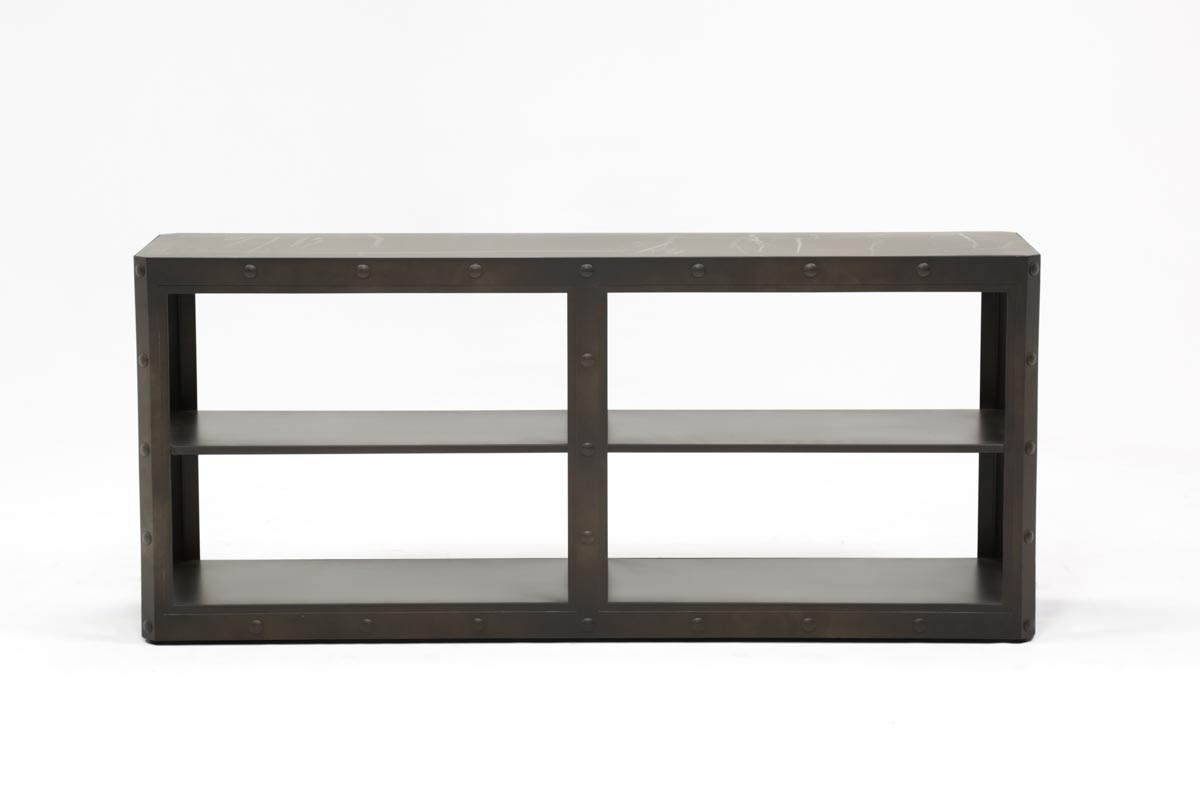 Walters Media Console | Living Spaces Throughout Walters Media Console Tables (Photo 1 of 30)
