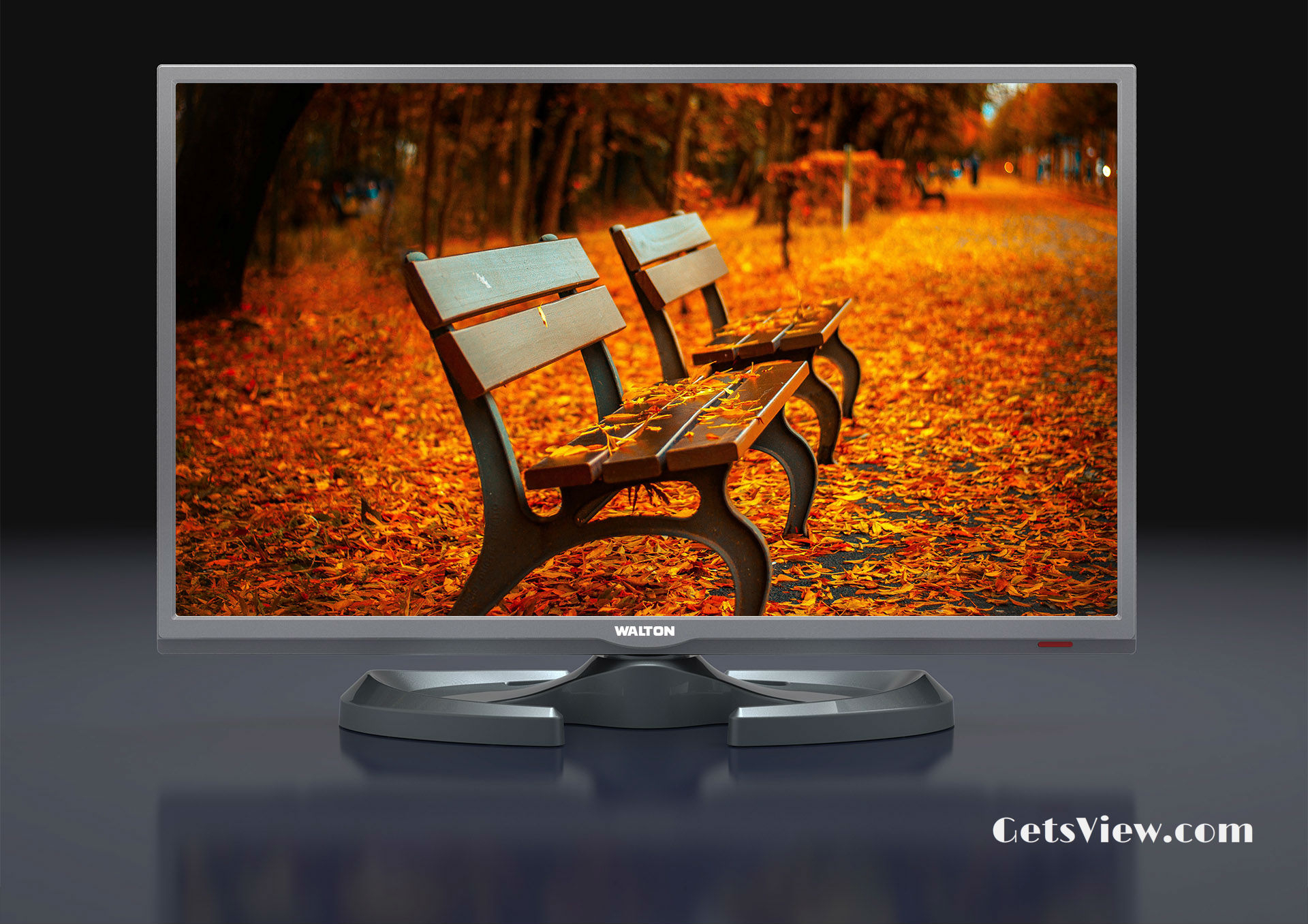 Walton 32 Inch Android Smart Tv (We326S9Cls) Price In Bangladesh Intended For Walton 60 Inch Tv Stands (Photo 13 of 30)