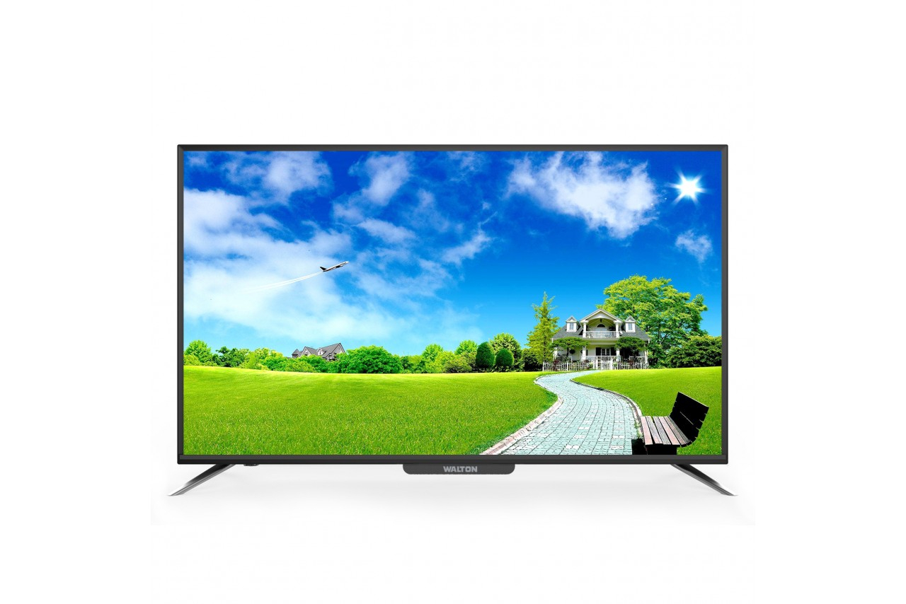Walton 43 Inch Android Smart Tv (W43E3000As) Price & Details In Regarding Walton 60 Inch Tv Stands (Photo 20 of 30)