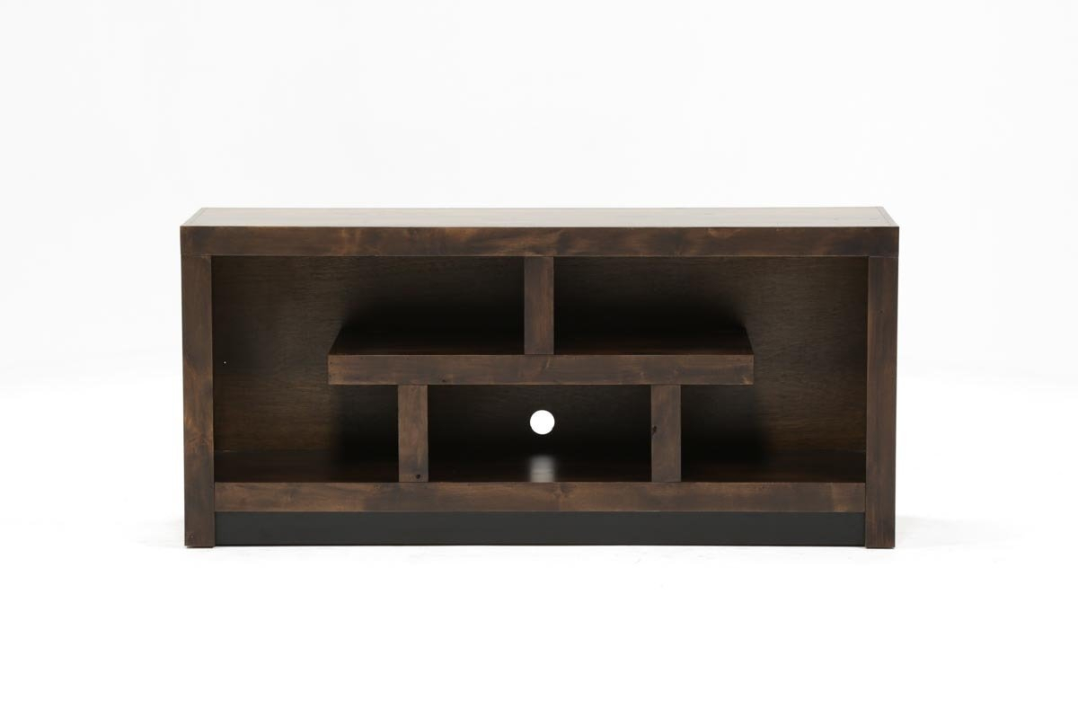 Walton 60 Inch Tv Stand | Living Spaces With Regard To Wakefield 85 Inch Tv Stands (View 2 of 30)