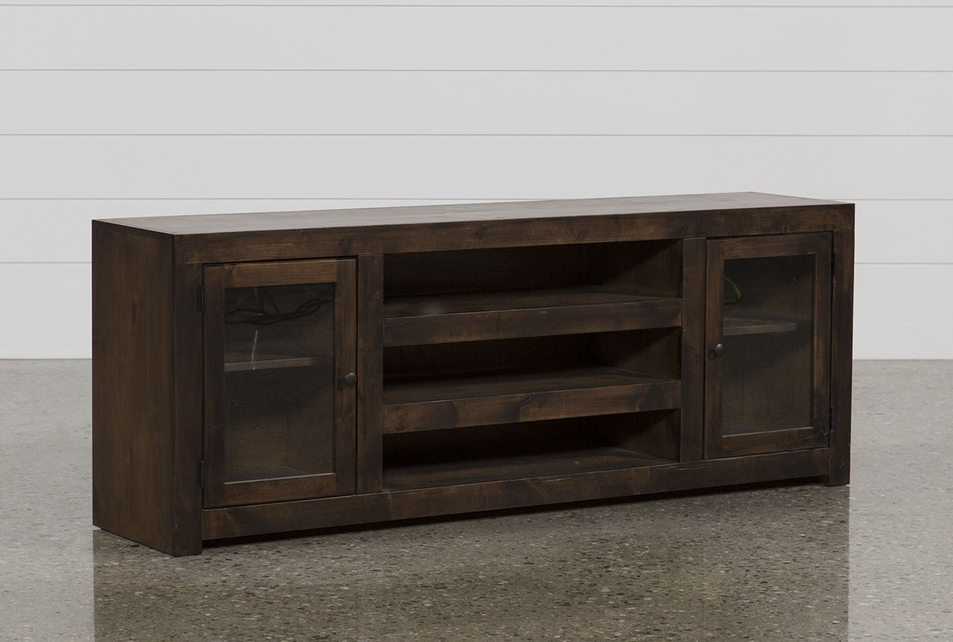 Walton 72 Inch Tv Stand, Tobacco | Living Room | Pinterest for Walton 74 Inch Open Tv Stands (Image 26 of 30)