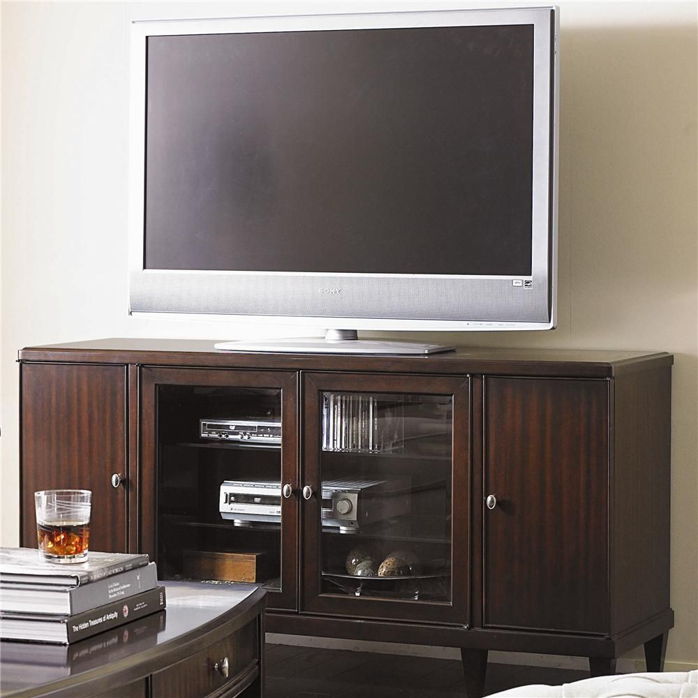 Westwood Contemporary Entertainment Console Base With Doors With Lauderdale 62 Inch Tv Stands (View 8 of 30)