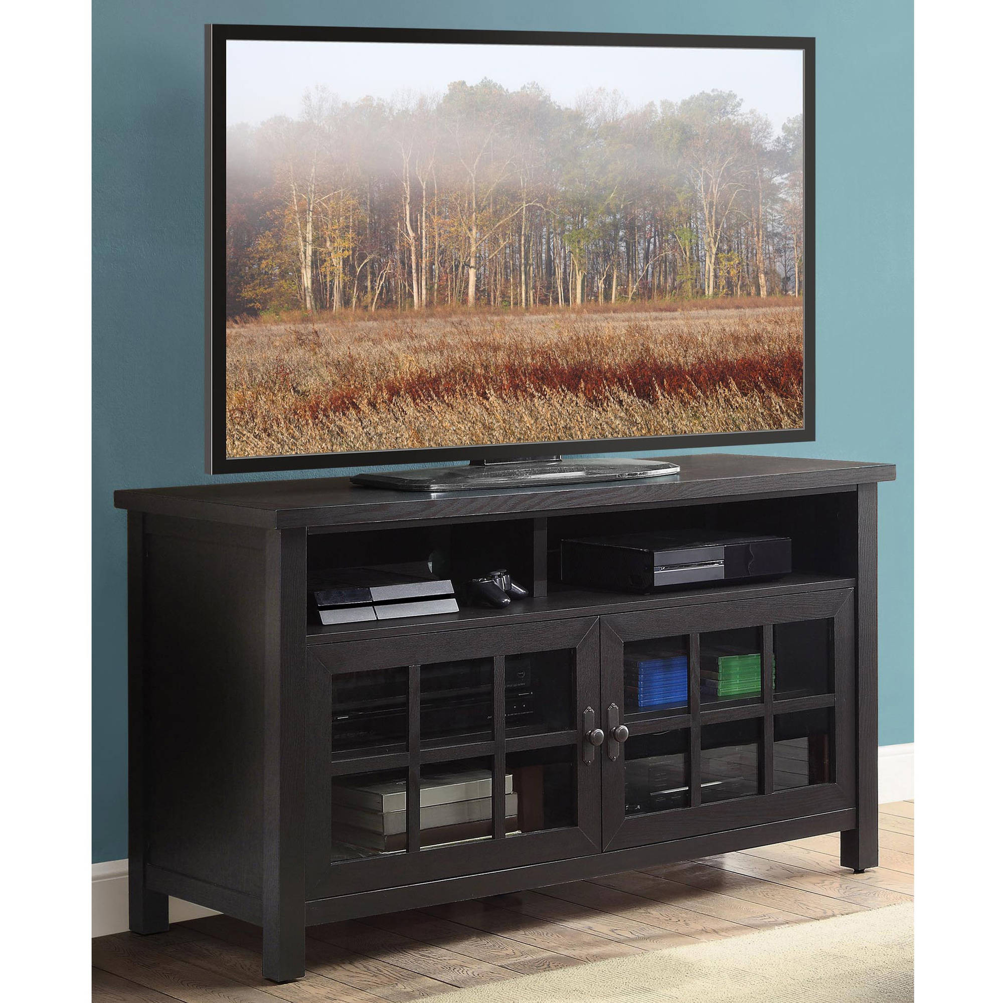 Whalen Media Fireplace For Your Home Television Stand Fits Tvs Up To Pertaining To Walton 60 Inch Tv Stands (View 28 of 30)