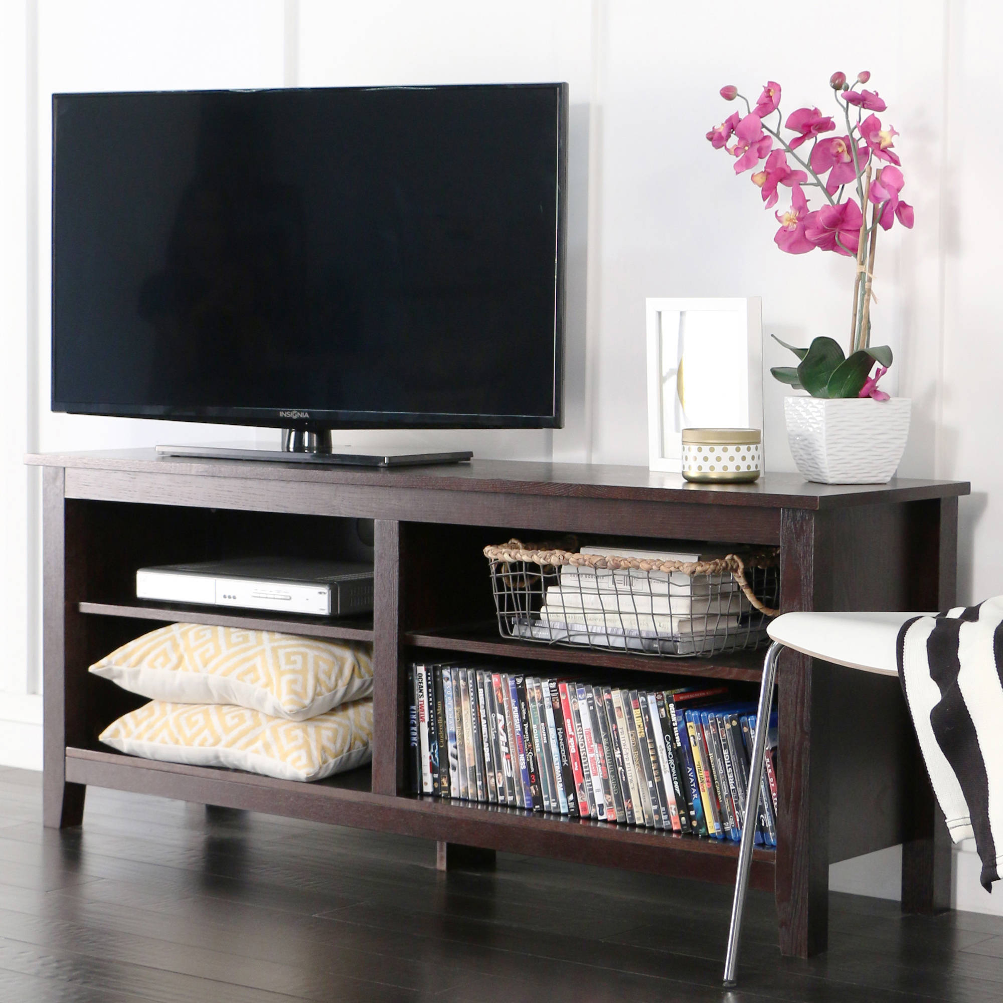 Whalen Media Fireplace For Your Home Television Stand Fits Tvs Up To with regard to Walton Grey 72 Inch Tv Stands (Image 29 of 30)