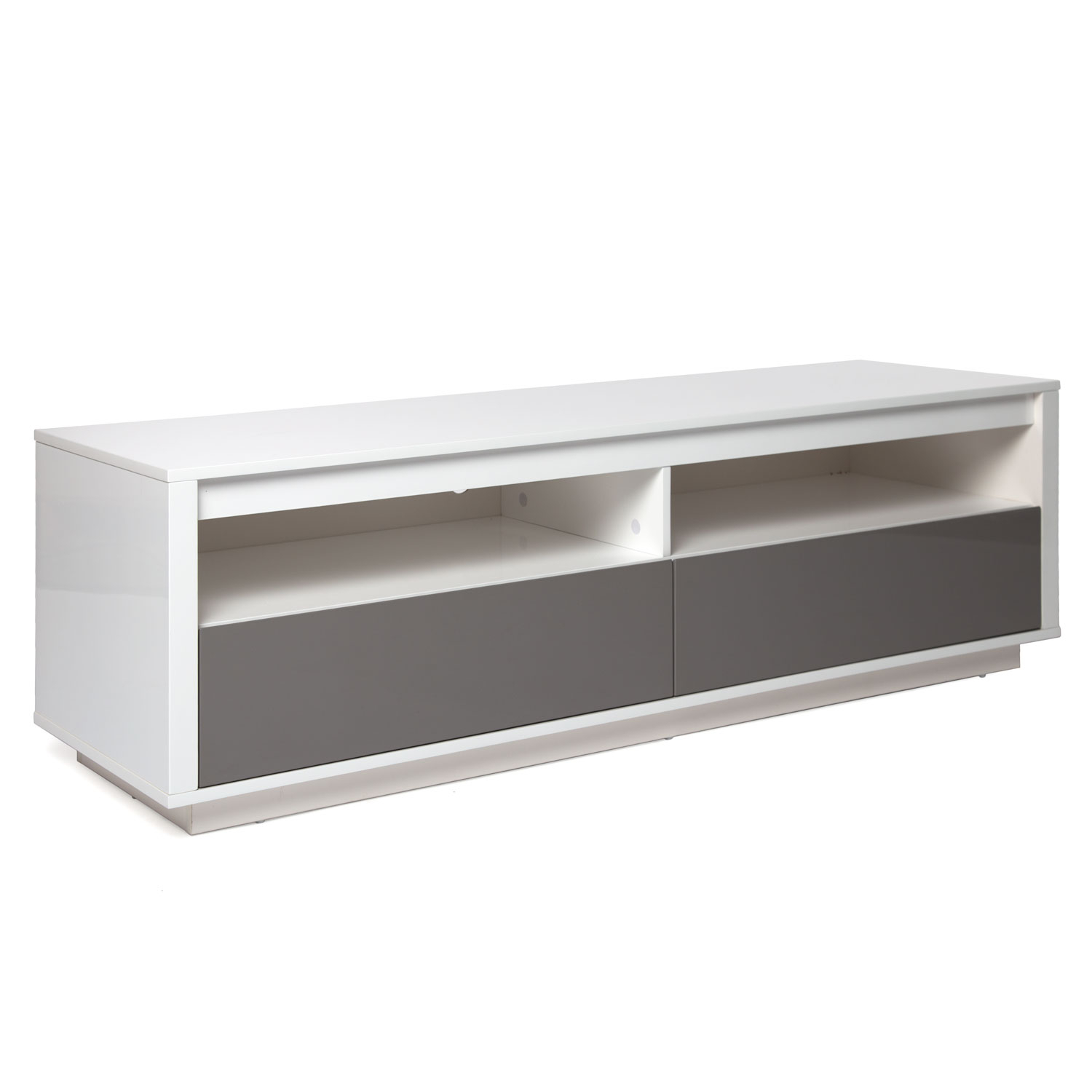 White Tv Stand Walmart 50 Inch Modern Mid Century Contemporary Wall In Century White 60 Inch Tv Stands (View 15 of 30)