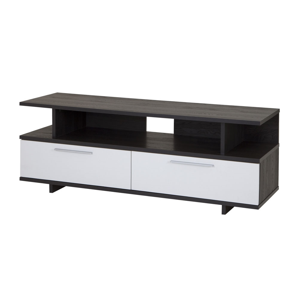 White Tv Stands | Lowe's Canada For Century White 60 Inch Tv Stands (Photo 27 of 30)
