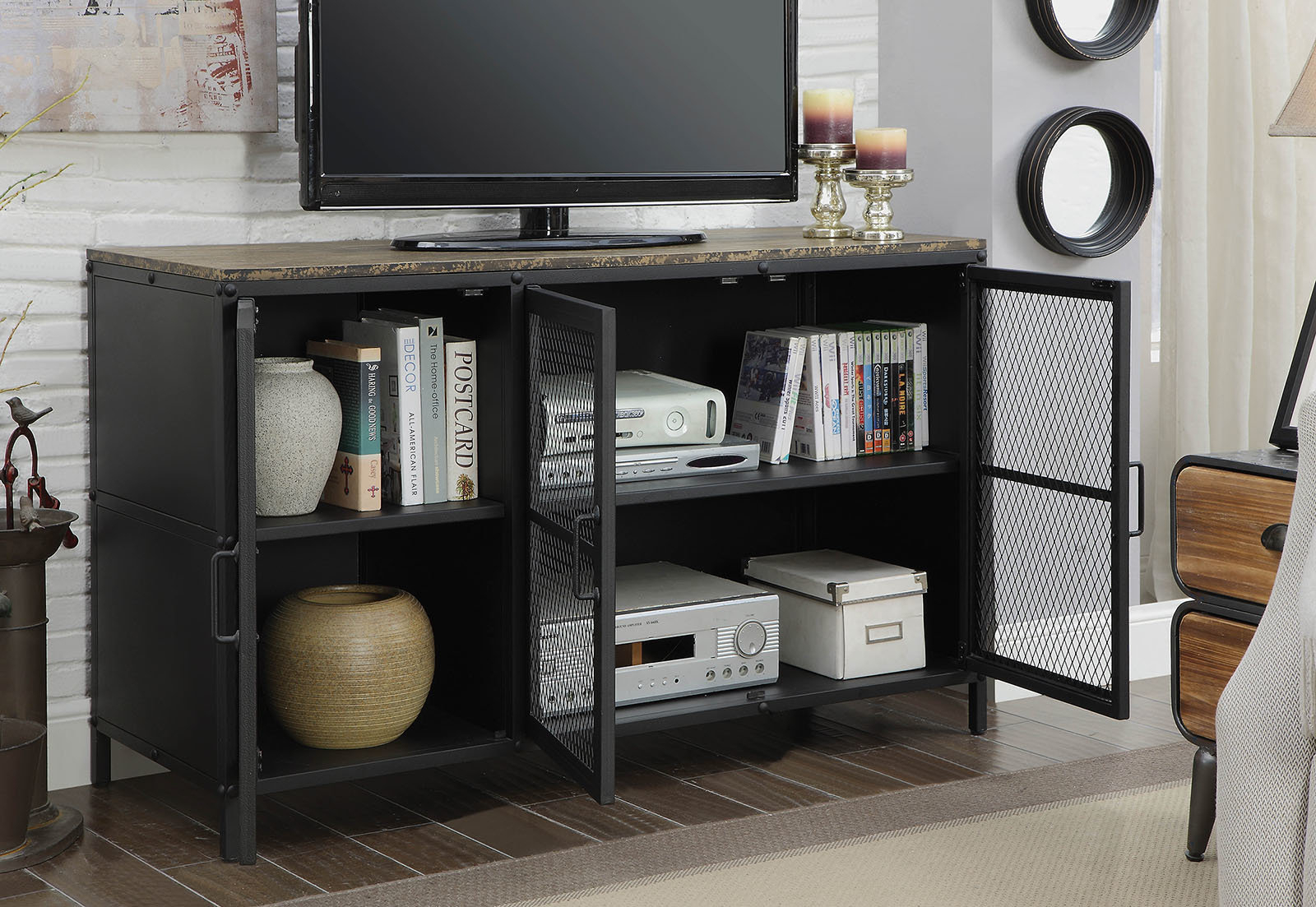 Williston Forge Smethwick Tv Stand For Tvs Up To 48"