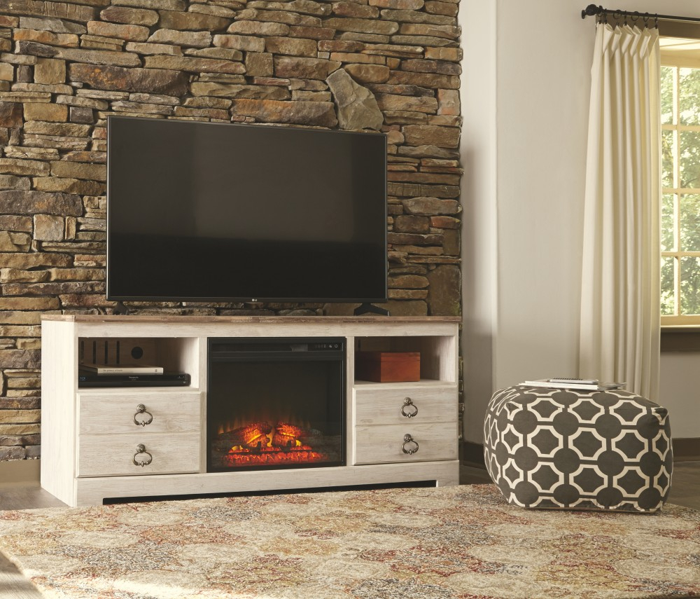 "Willowton 64"" Tv Stand 