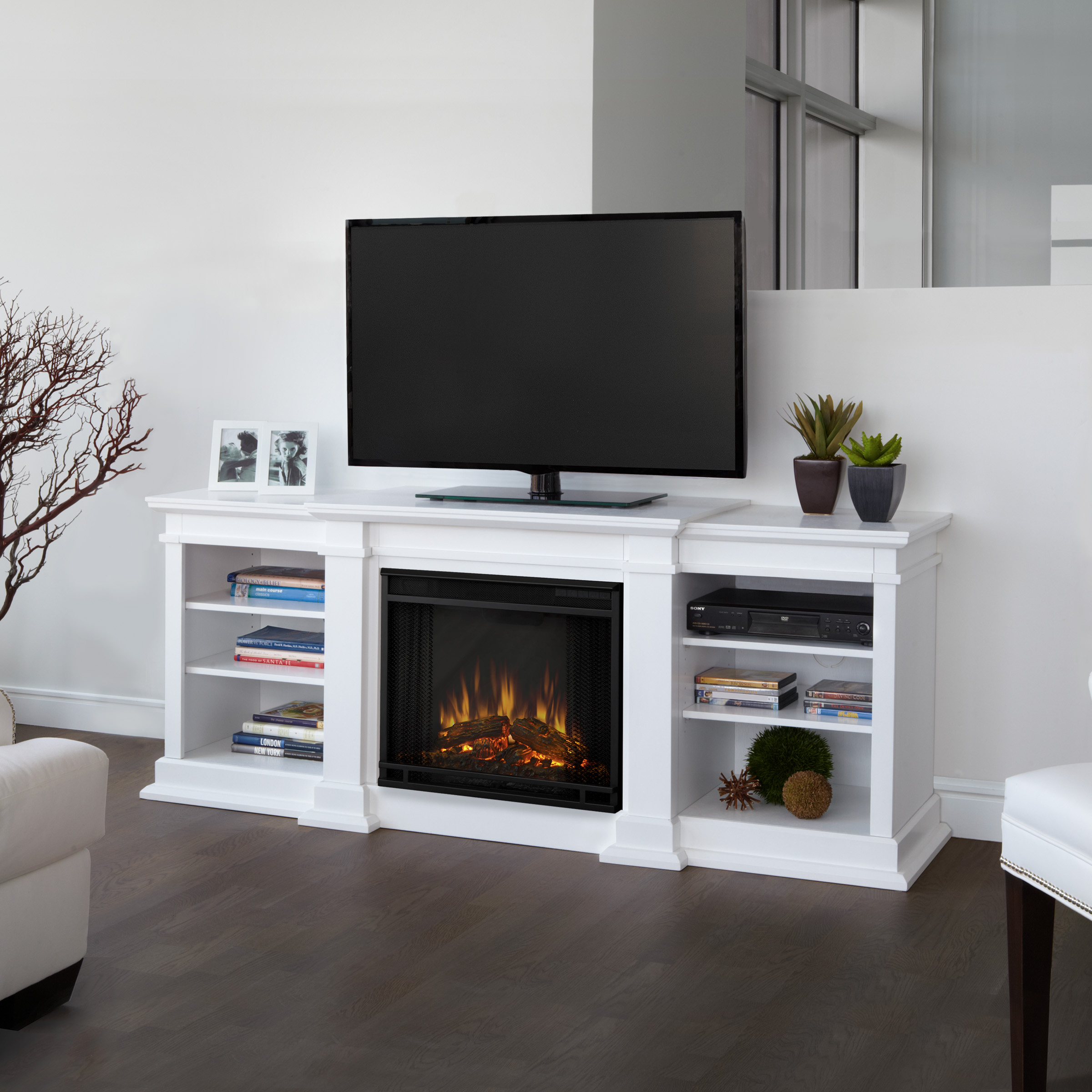 Witching Insert Fireplaces Value City Furniture Along With Merrick Pertaining To Willa 80 Inch Tv Stands (Photo 26 of 30)