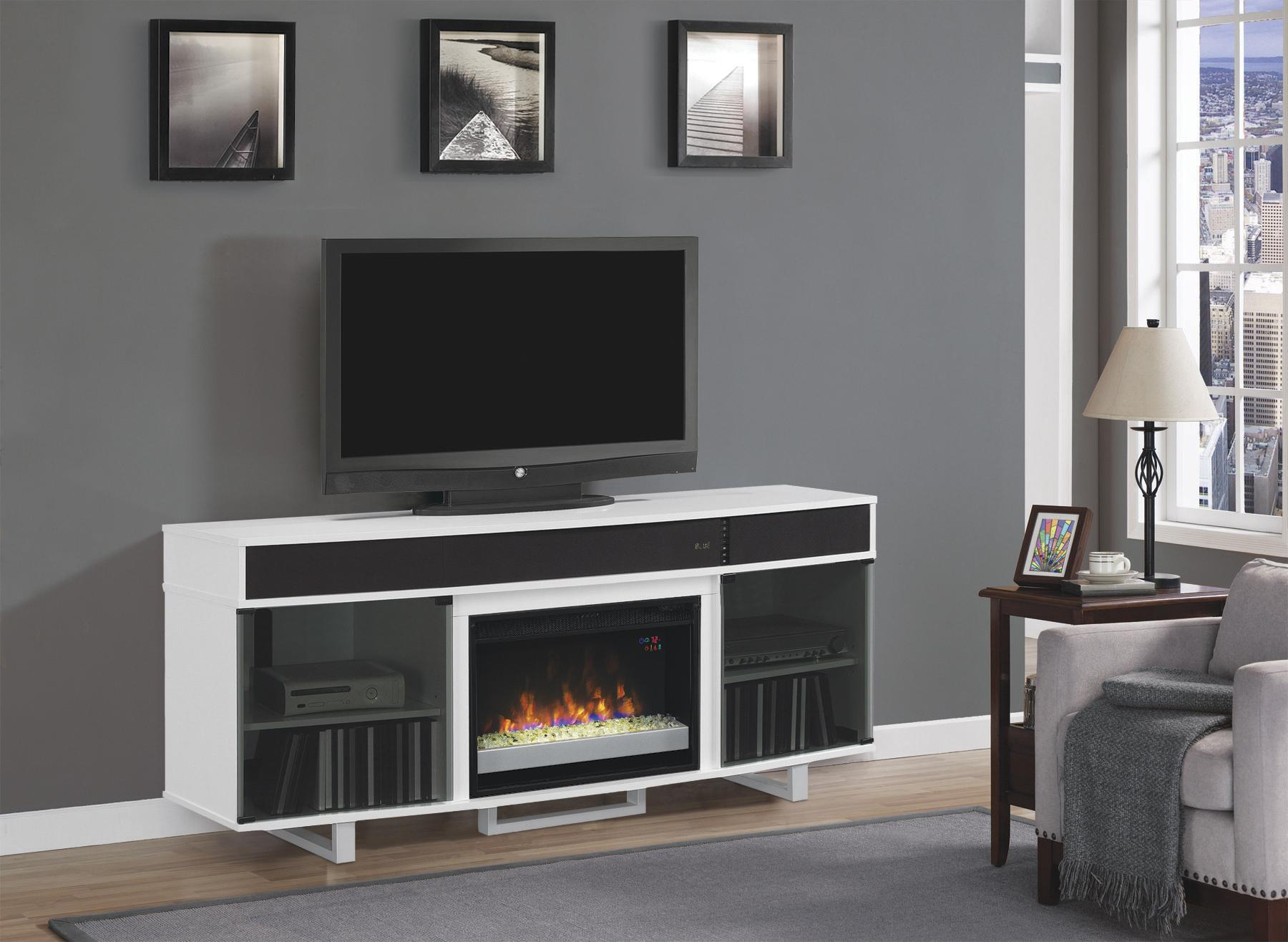 Witching Insert Fireplaces Value City Furniture Along With Merrick Regarding Willa 80 Inch Tv Stands (Photo 22 of 30)