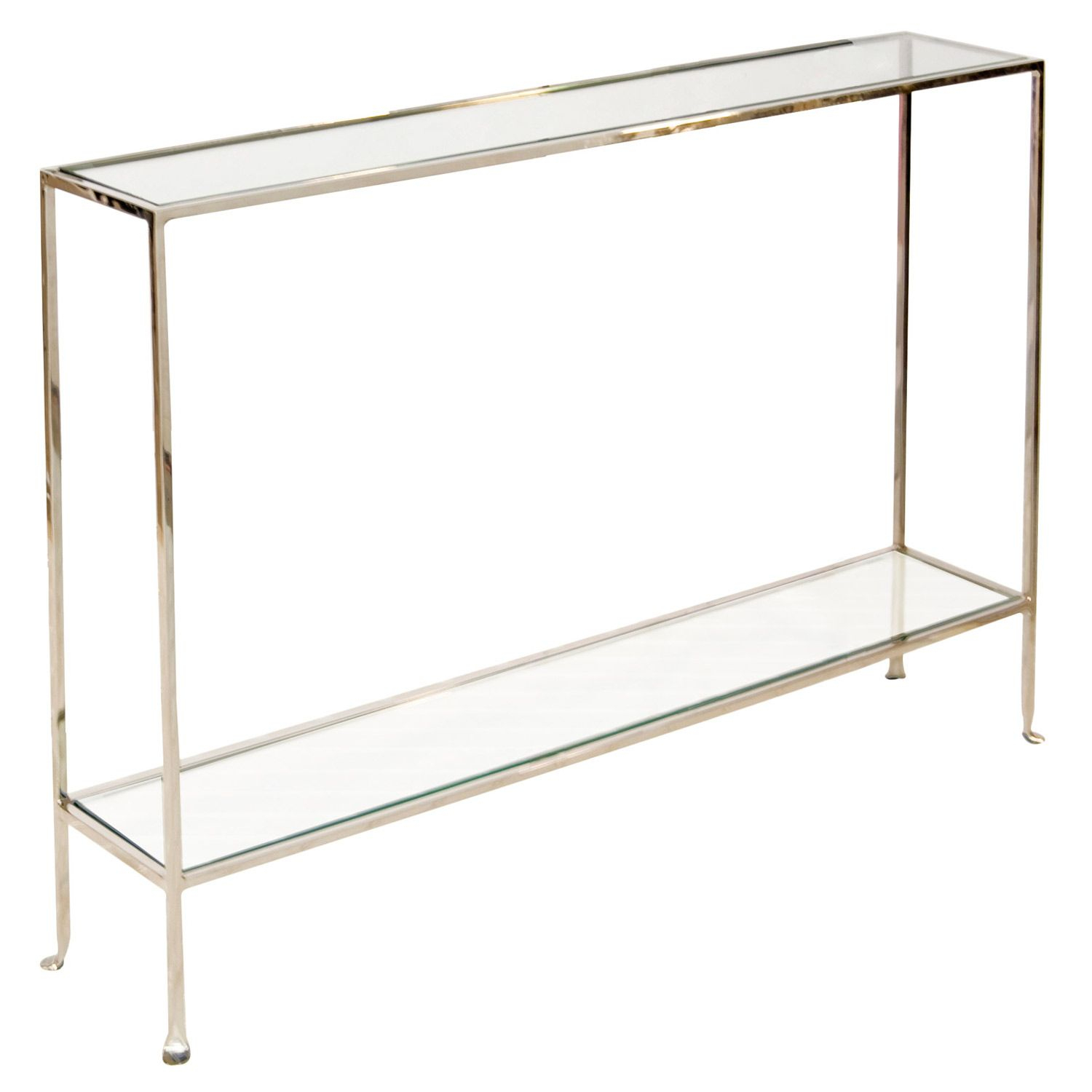 "You Rarely Find Console Tables That Are Only 8"" Wide. Perfect For Within Remi Console Tables (Gallery 26 of 30)"