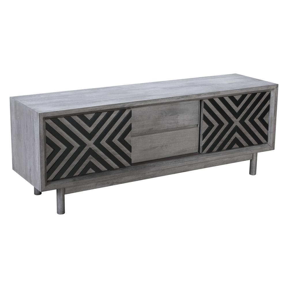 Featured Photo of Raven Grey Tv Stands