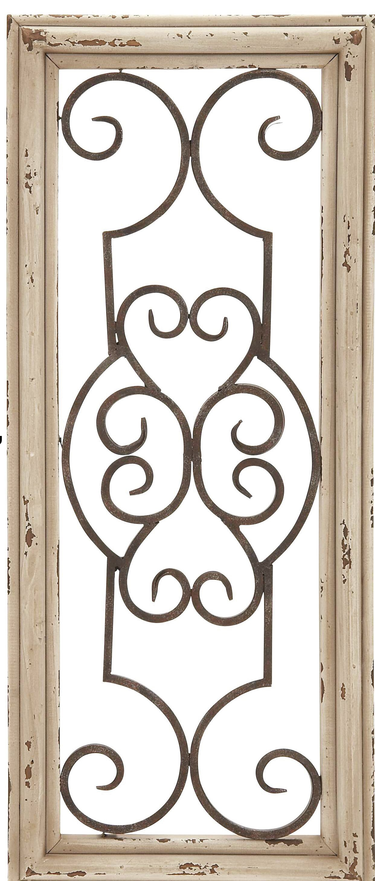 1 Piece Ortie Panel Wall Décor In 1 Piece Ortie Panel Wall Decor (View 2 of 30)