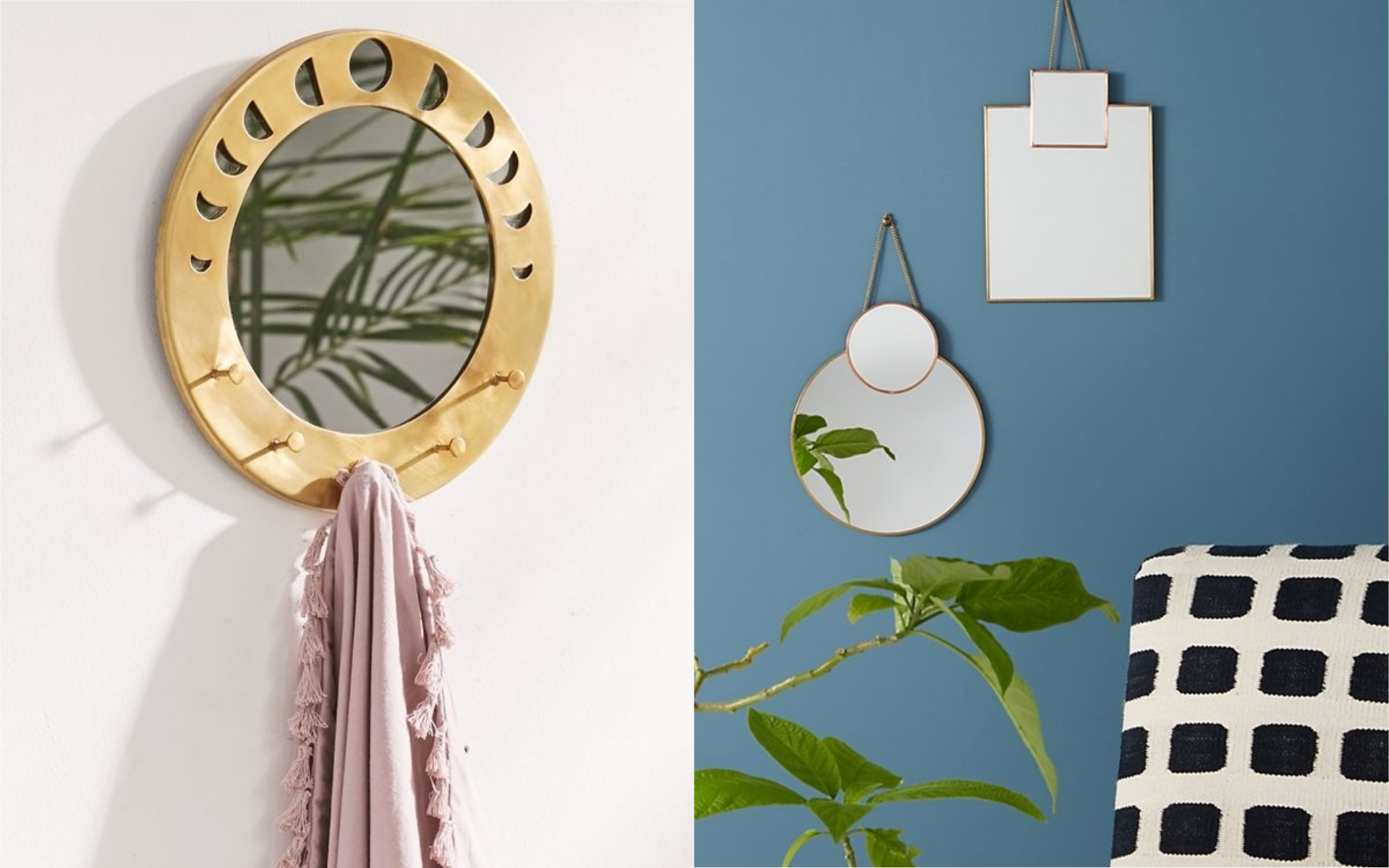 15 Affordable Mirrors That Can Completely Open Up Your Space For Rena Accent Mirrors (View 22 of 30)