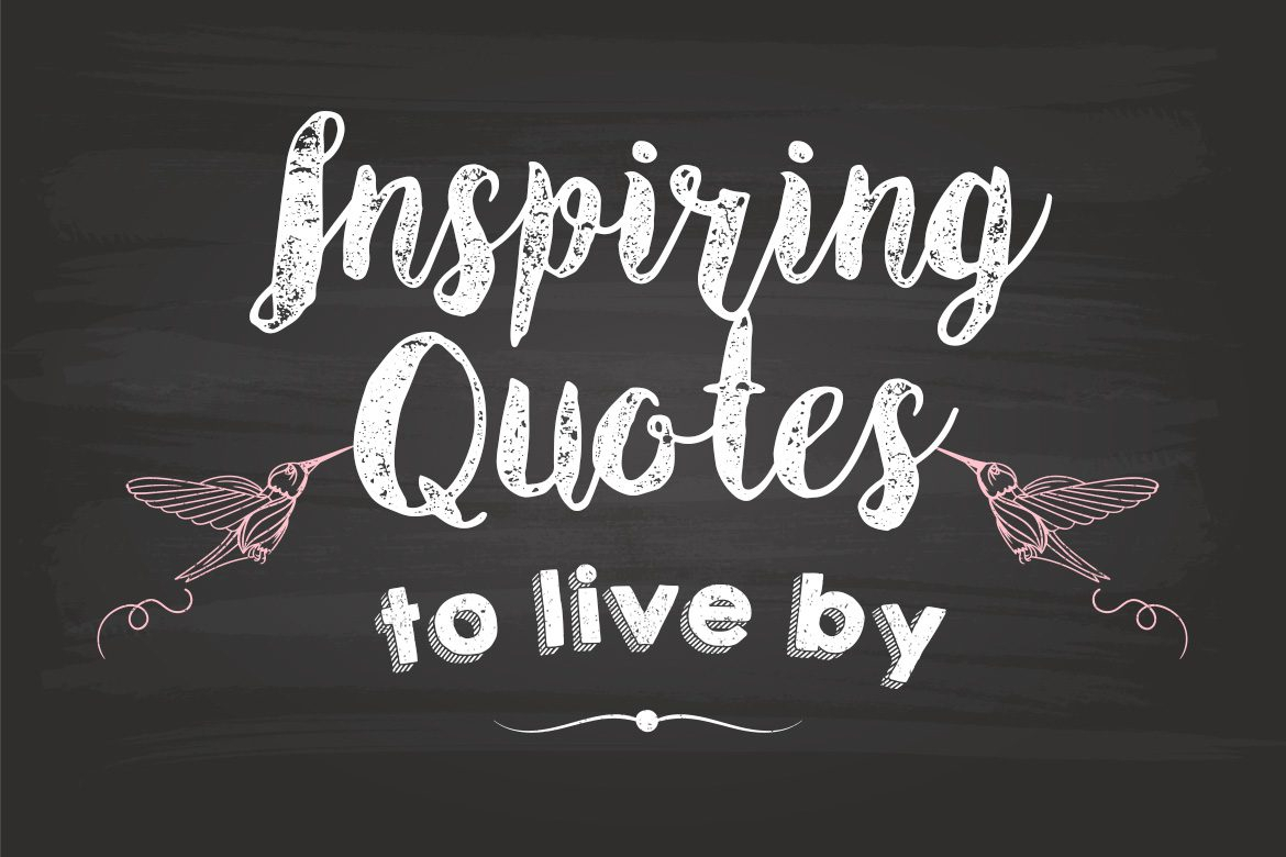 15 Inspirational Quotes Wall Art You'll Actually Want To For Rectangle Like Yourself Inspirational Typography Wall Plaque (Photo 27 of 30)
