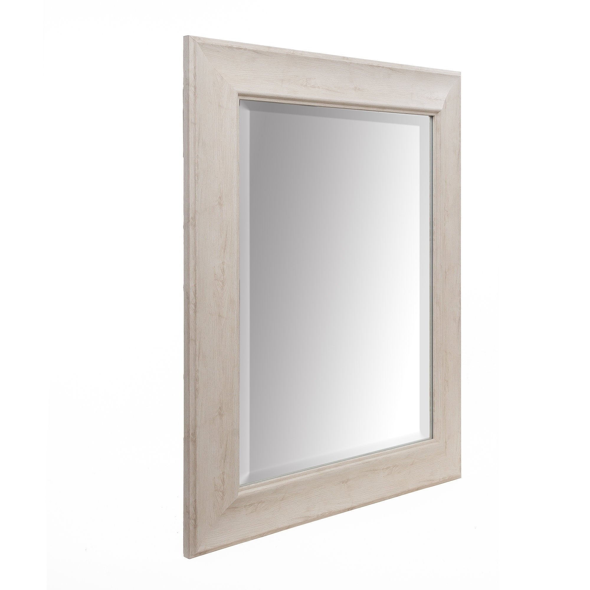 16X20 Traditional Beveled Wall Mirror For Traditional Square Glass Wall Mirrors (Gallery 18 of 30)