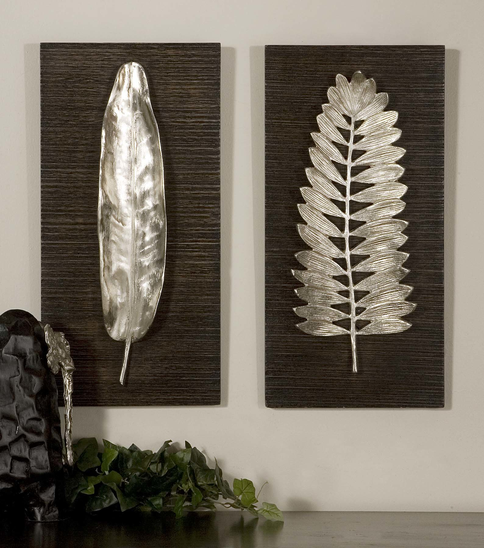 2 Piece Wall Decor Set | Wayfair for 2 Piece Starburst Wall Decor Sets (Image 4 of 30)