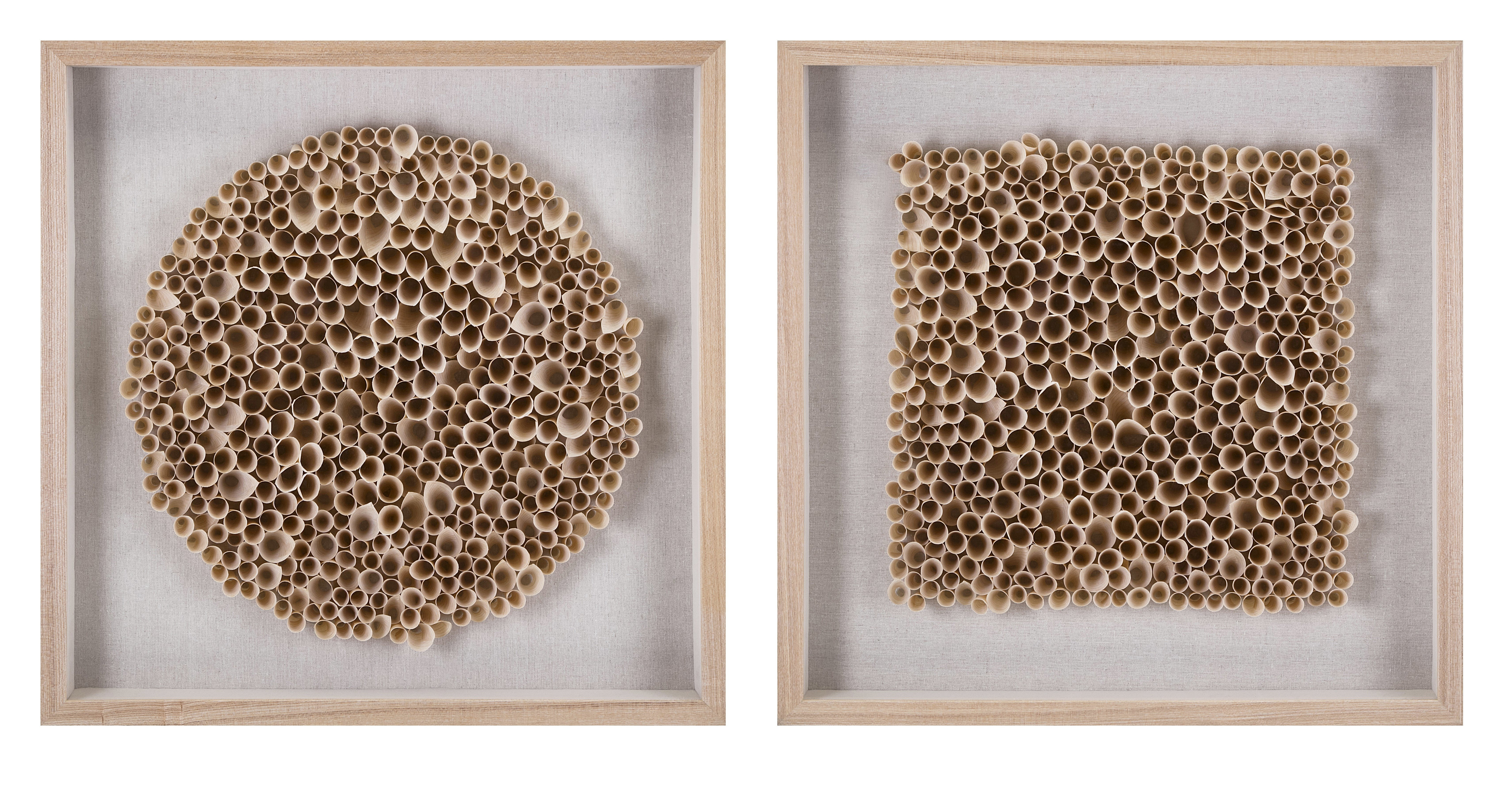 2 Piece Wall Decor Set | Wayfair Throughout 2 Piece Starburst Wall Decor Sets (Gallery 3 of 30)