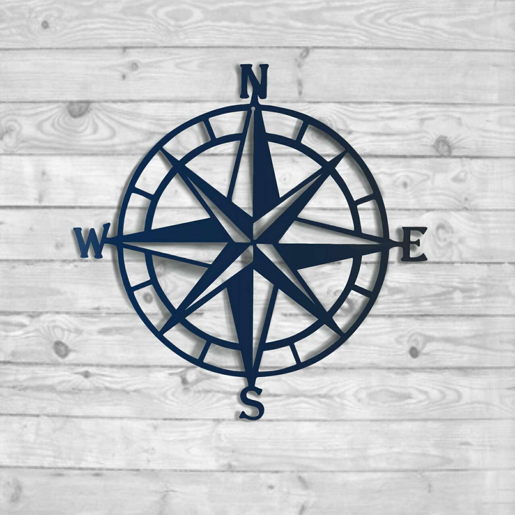 20 Best Collection Of Outdoor Metal Wall Compass throughout Outdoor Metal Wall Compass (Image 2 of 30)
