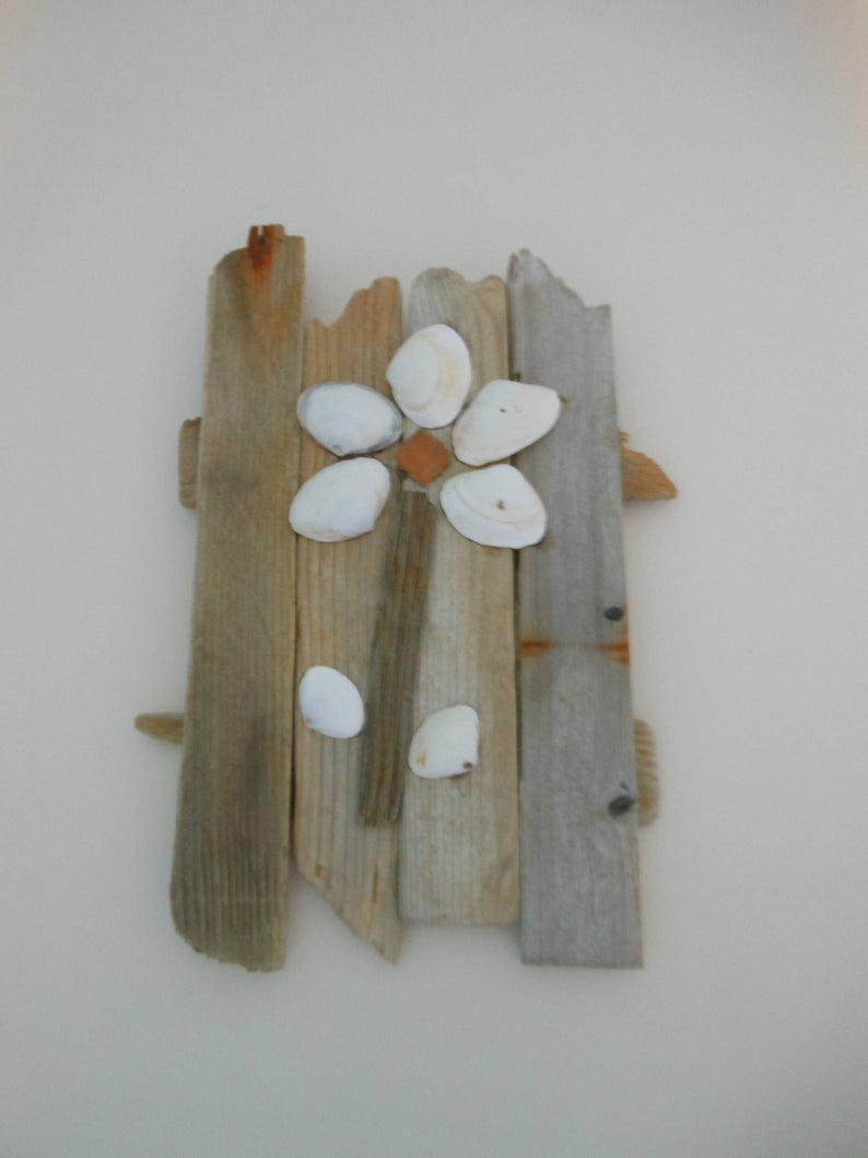 "20 Best Collection Of Tree Shell Leaves Sculpture Wall Decor In Grey ""eat"" Sign With Rebar Decor (Photo 21 of 30)"