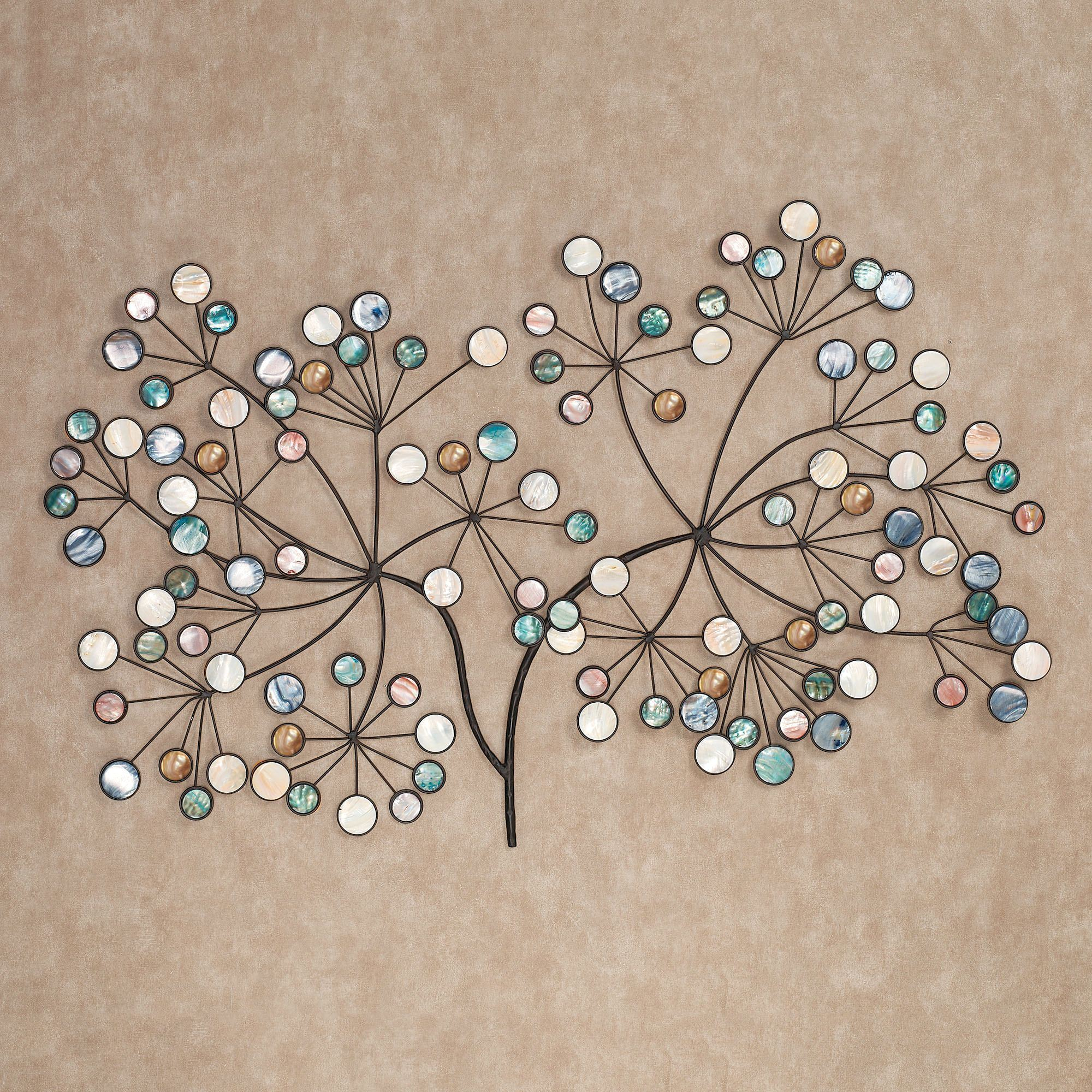 20 Best Collection Of Tree Shell Leaves Sculpture Wall Decor Pertaining To Leaves Metal Sculpture Wall Decor By Winston Porter (Gallery 22 of 30)