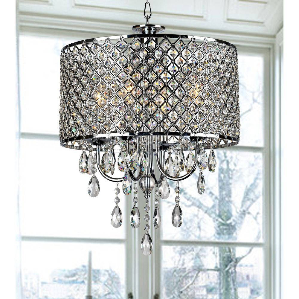 20 Chandeliers That Are Top Of The Line | Lights | Lighting Regarding Aurore 4 Light Crystal Chandeliers (Gallery 29 of 30)