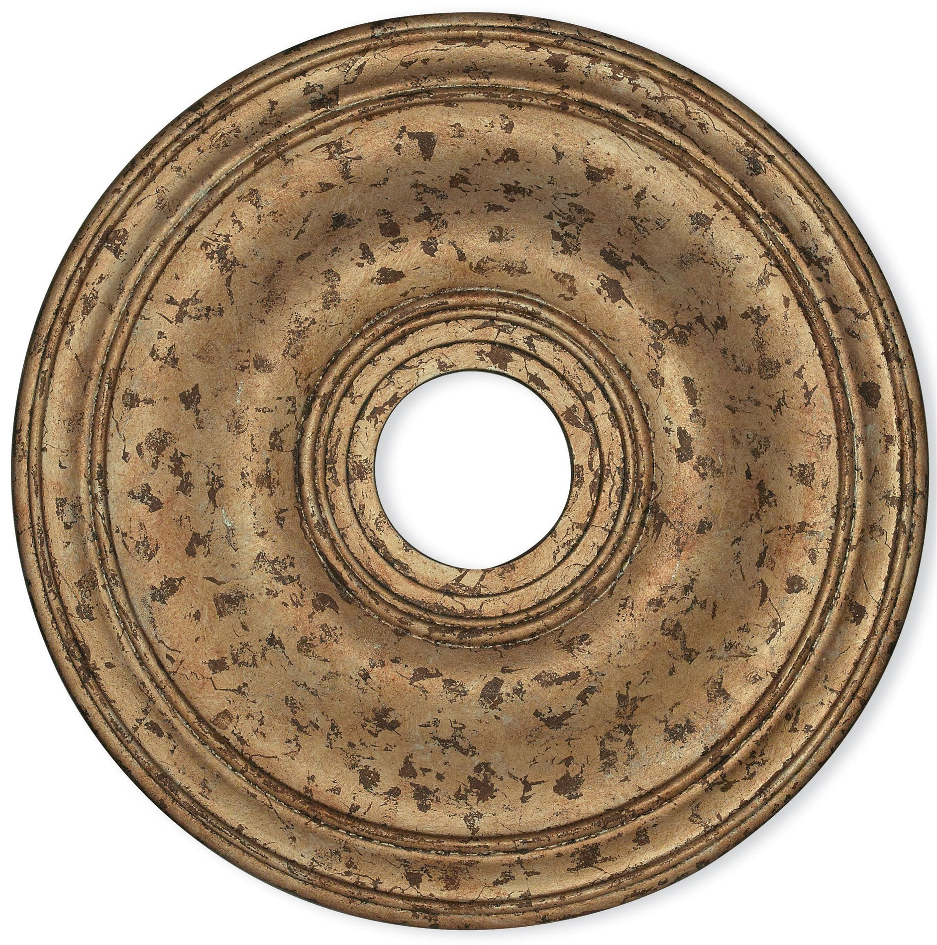 "20"" European Bronze Ceiling Medallion With Regard To European Medallion Wall Decor (Gallery 25 of 30)"