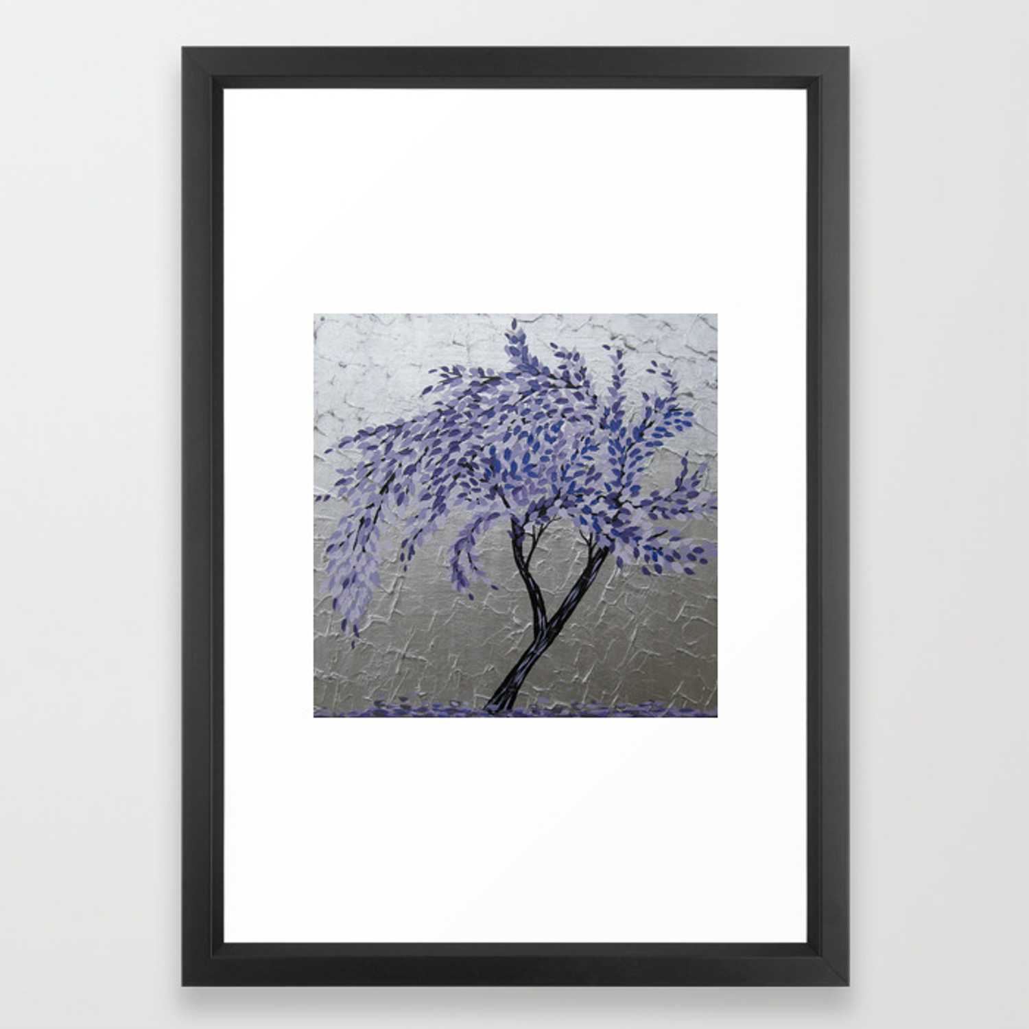 2019 Popular Windswept Tree Wall Decor For Windswept Tree Wall Decor By World Menagerie (View 13 of 30)