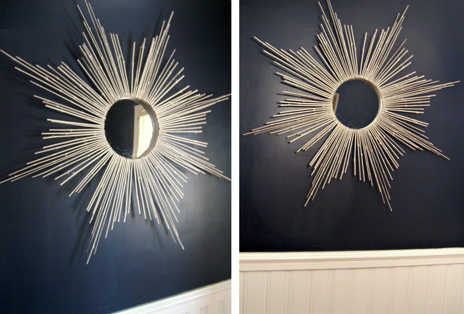 25 Unique Diy Wall Art Ideas (With Printables) | Shutterfly with regard to Belle Circular Scroll Wall Decor (Image 1 of 30)