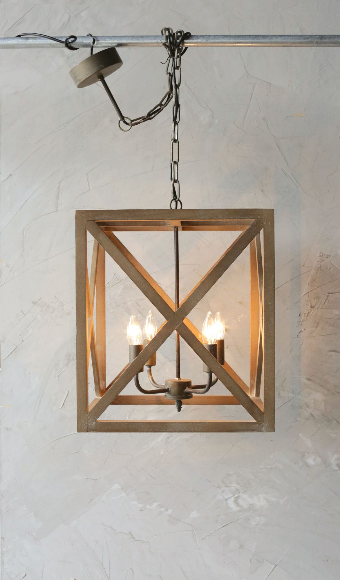 253$ Turn Of The Century 4 Light Chandelier | Wayfair Supply With William 4 Light Lantern Square / Rectangle Pendants (Photo 16 of 30)