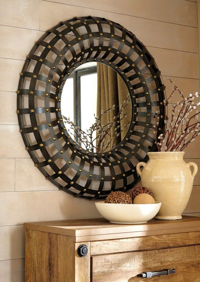 27 Beautiful Accent Mirror Ideas As Pickedclients [best In Northcutt Accent Mirrors (View 18 of 30)