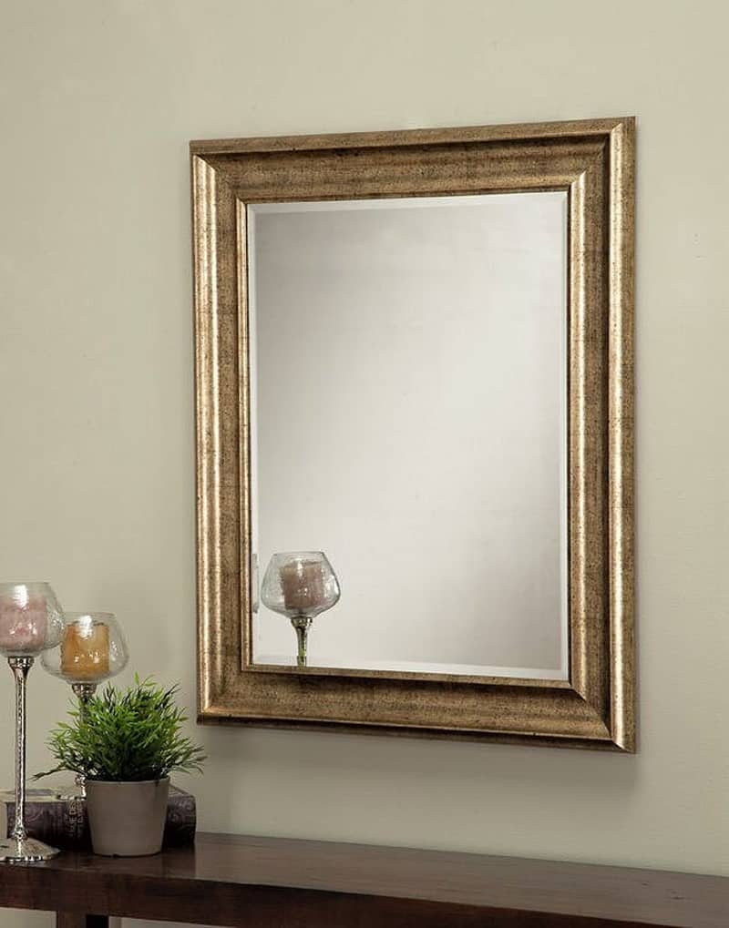 27 Beautiful Accent Mirror Ideas As Pickedclients [Best Pertaining To Modern & Contemporary Beveled Accent Mirrors (Gallery 21 of 30)