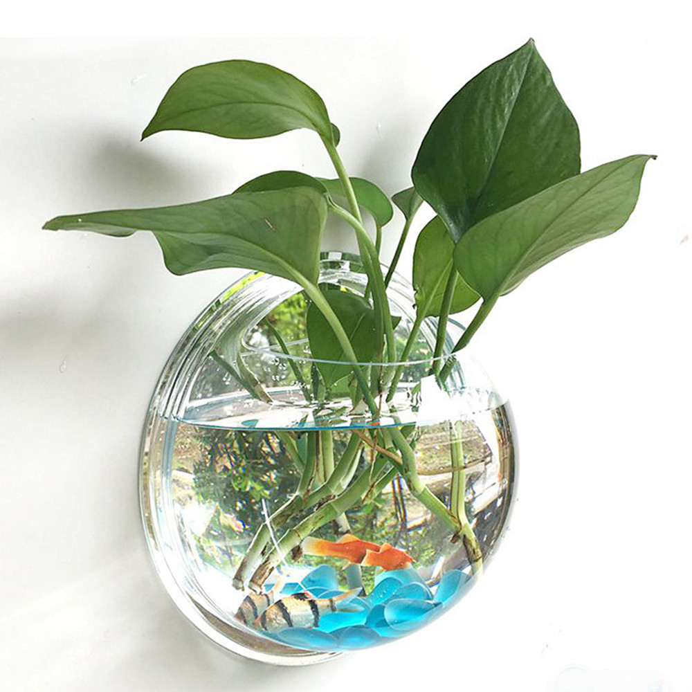 28 Perfect Fish Shaped Glass Vase | Decorative Vase Ideas for Vase And Bowl Wall Decor (Image 3 of 30)