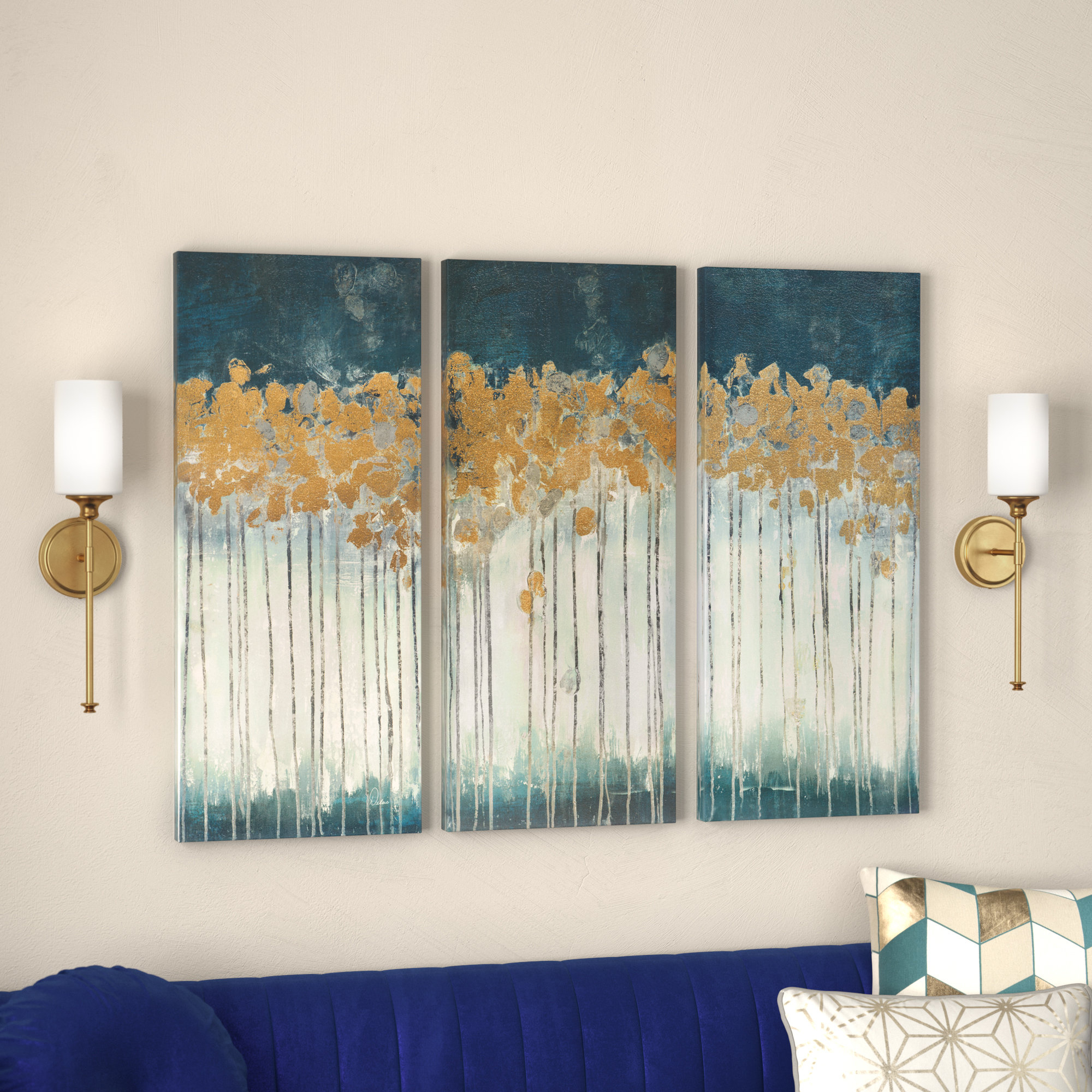 3 Piece Wall Art You'll Love In 2019 | Wayfair with regard to 3 Piece Wall Decor Sets by Wrought Studio (Image 16 of 30)