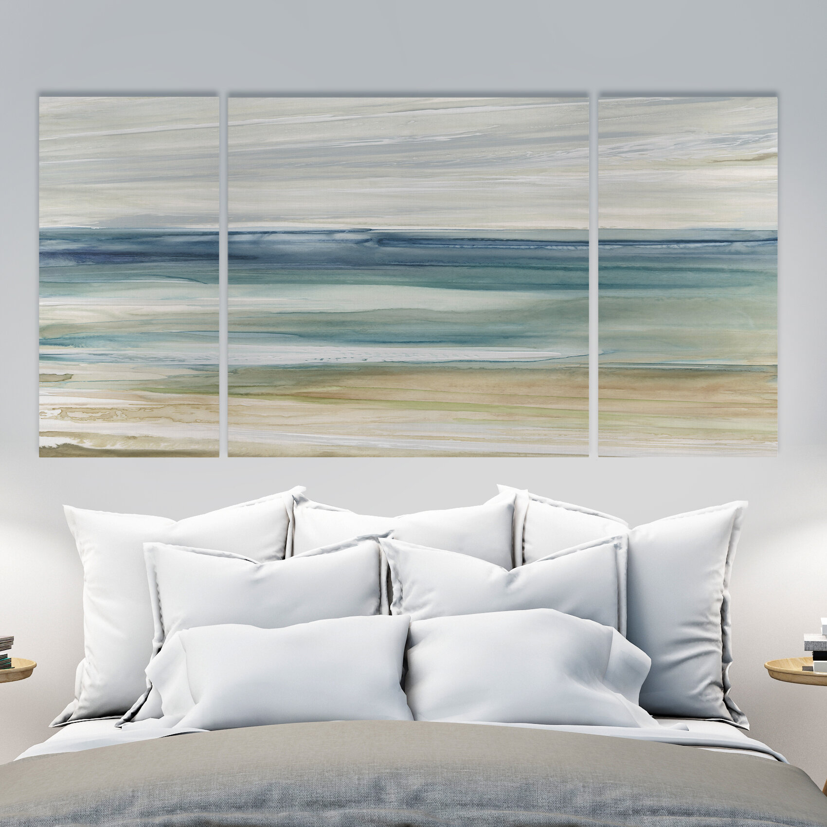 3 Piece Wall Art You'll Love In 2019 | Wayfair within 3 Piece Wall Decor Sets by Wrought Studio (Image 19 of 30)