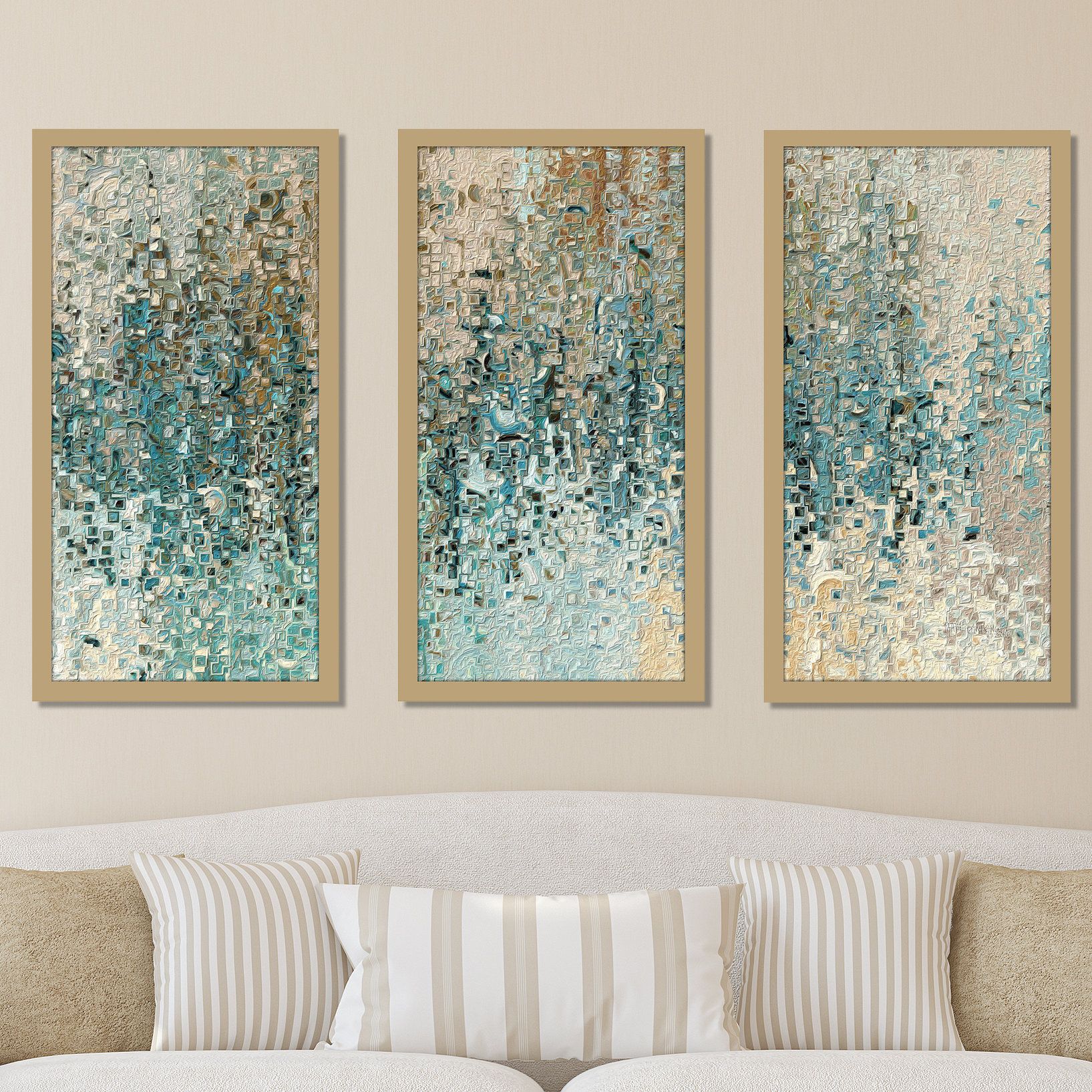 3 Piece Wall Art You'll Love In 2019 | Wayfair within 3 Piece Wall Decor Sets by Wrought Studio (Image 17 of 30)
