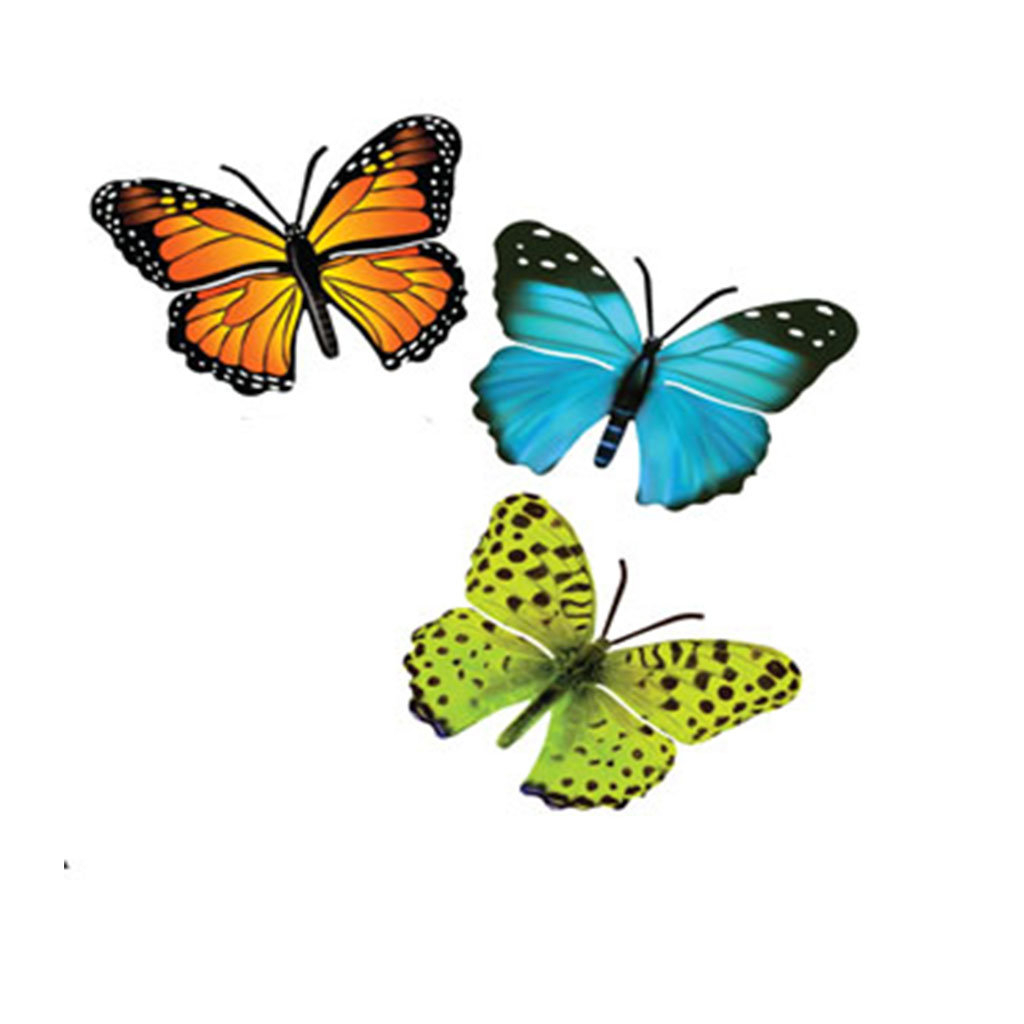 3 Piece Wall Decor Set | Wayfair Throughout 3 Piece Capri Butterfly Wall Decor Sets (View 13 of 30)