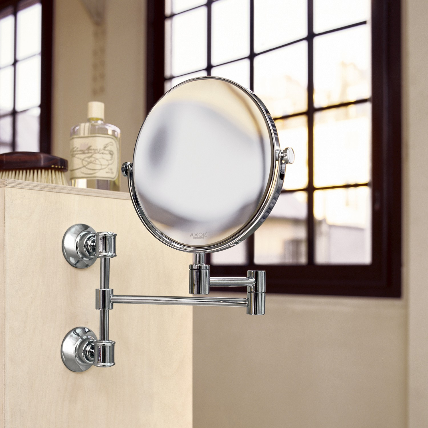 34 Most Great Large Framed Bathroom Mirrors Mirror Cabinet Inside Traditional Square Glass Wall Mirrors (View 19 of 30)